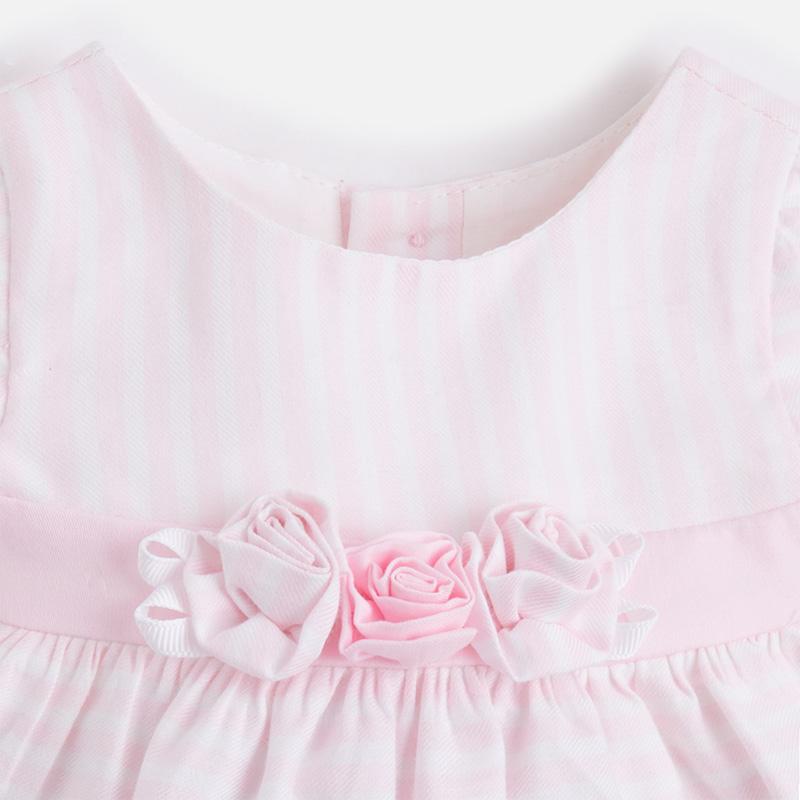 vestitino righine neonata NEW BORN | Abito | 01804037