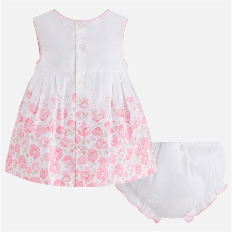vestitino stampato neonata NEW BORN | Abito | 01826064