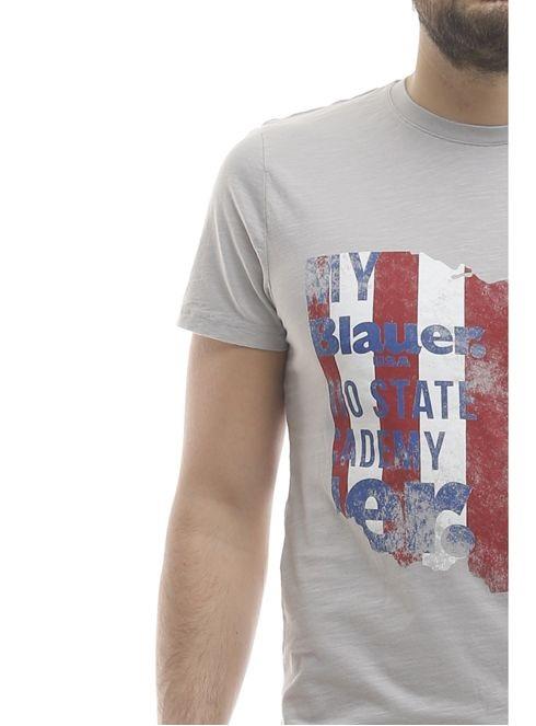 T-SHIRT BLAUER BLAUER | T-shirt m/m | BLUH02209004898930
