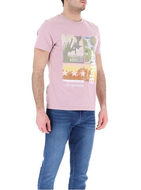 T-SHIRT BLAUER BLAUER | T-shirt m/m | BLUH02217004898521