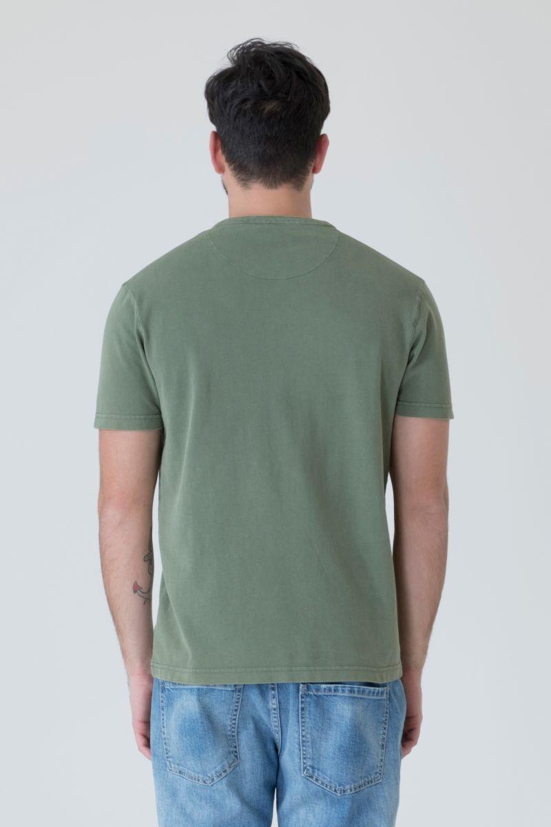T-SHIRT MARK-UP MARK-UP | T-shirt m/m | M59136OLIVA
