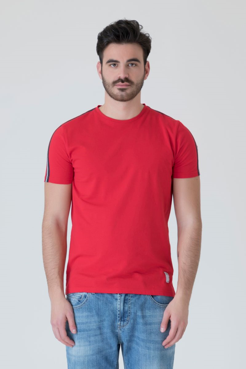 T-SHIRT MARK-UP MARK-UP | T-shirt m/m | M59163ROSSO