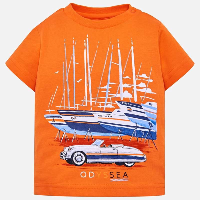 T-SHIRT MAYORAL MAYORAL-M | T-shirt m/m | 1020036