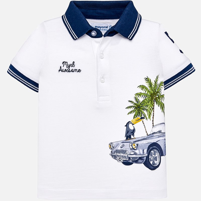 POLO MAYORAL MAYORAL-M | Polo m/m | 1121067