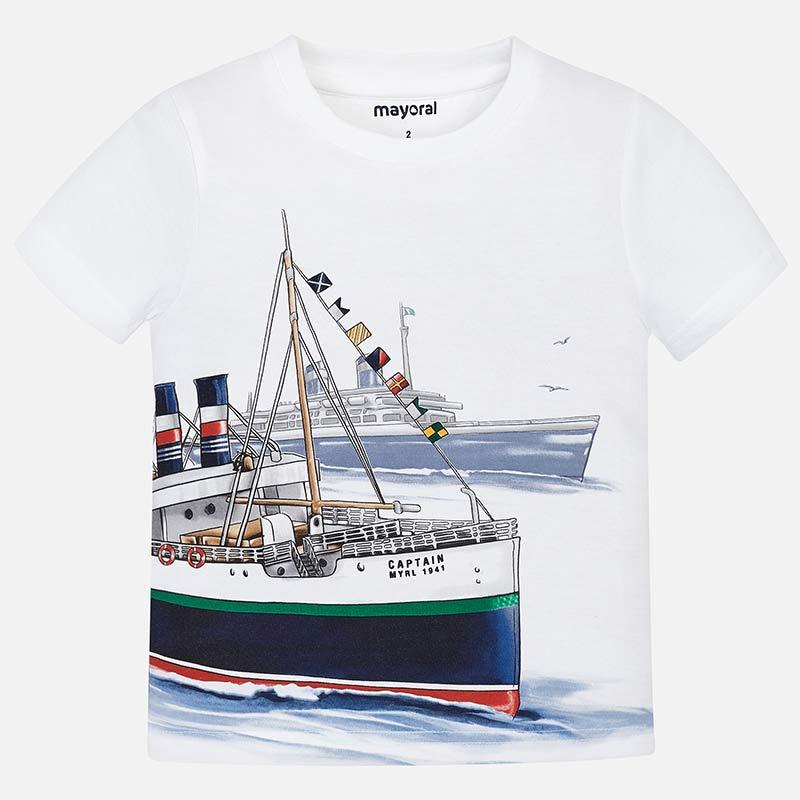 T-SHIRT MAYORAL MAYORAL-M | T-shirt m/m | 3024072