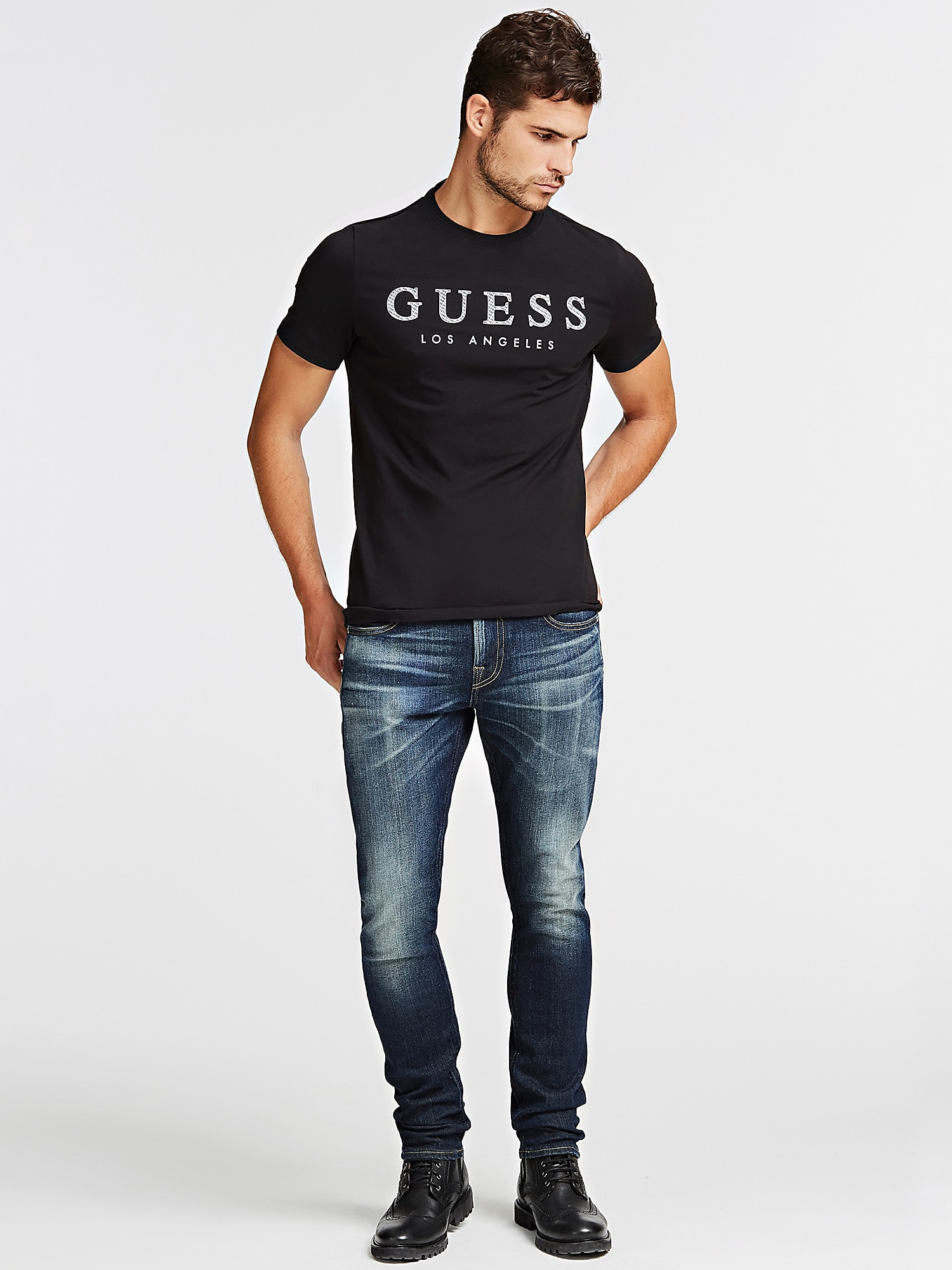 JEANS GUESS GUESS   Jeans   M01AN1D3YD1WHEE