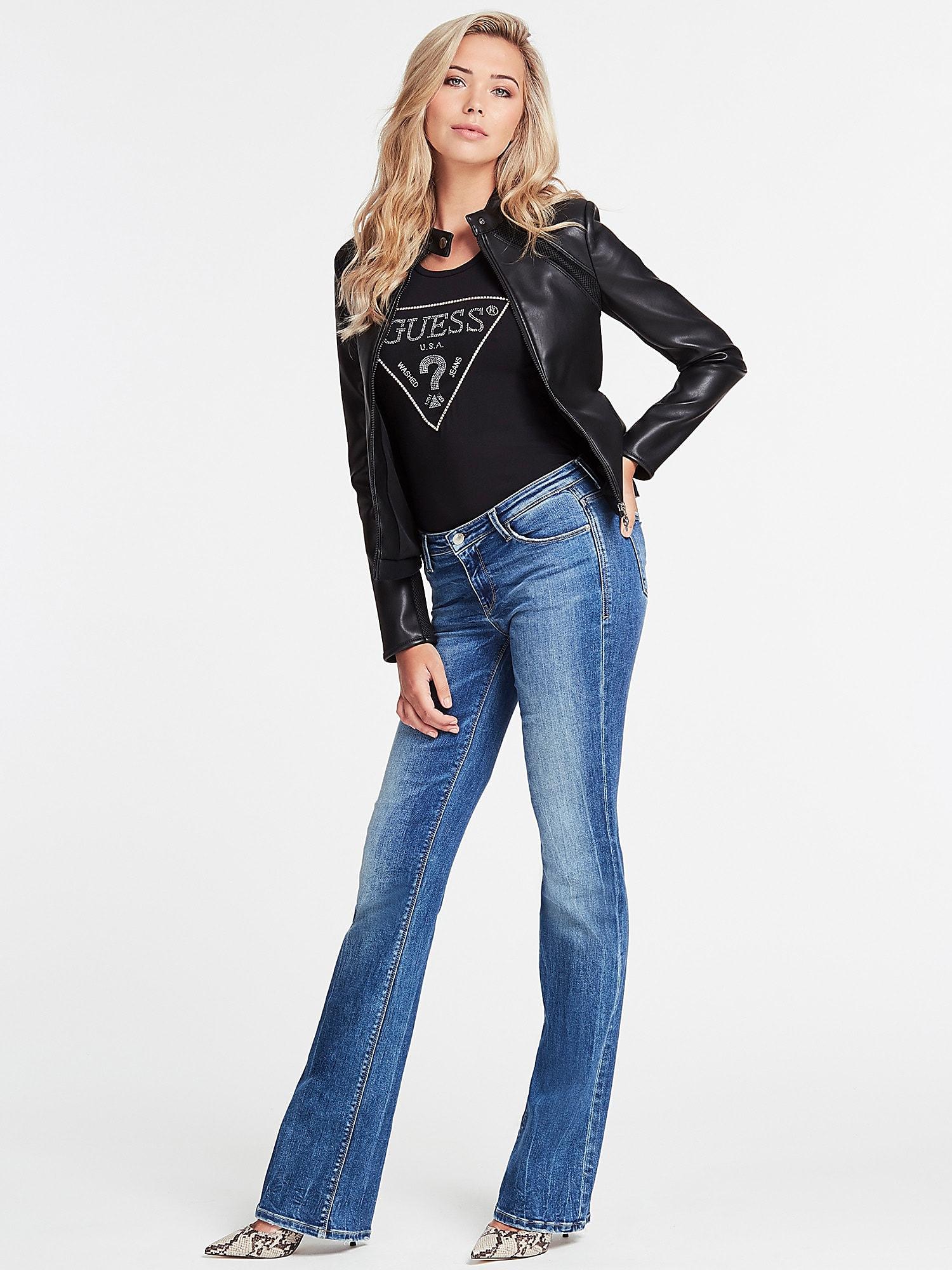 JEANS GUESS GUESS   Jeans   W01A58D38R8BBIR