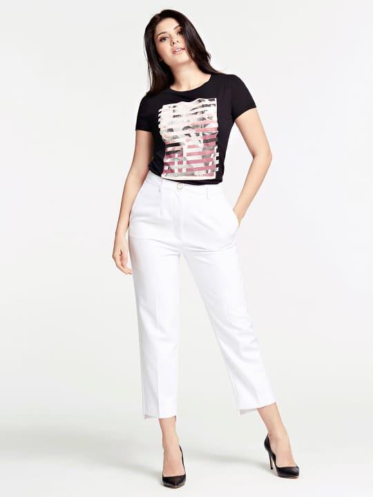 T-SHIRT GUESS GUESS | T-shirt m/m | W0GI40K46D0JBLK