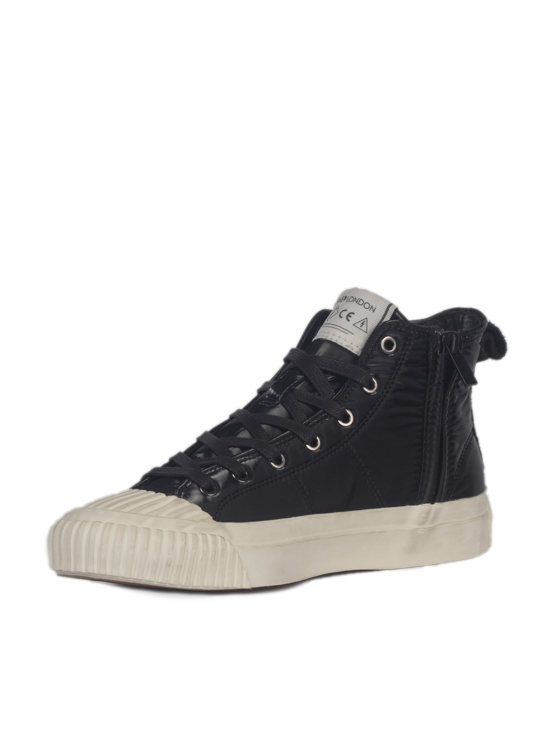 Crime London CRIME | Sneakers | 25403AA2.20NERO LUCIDO