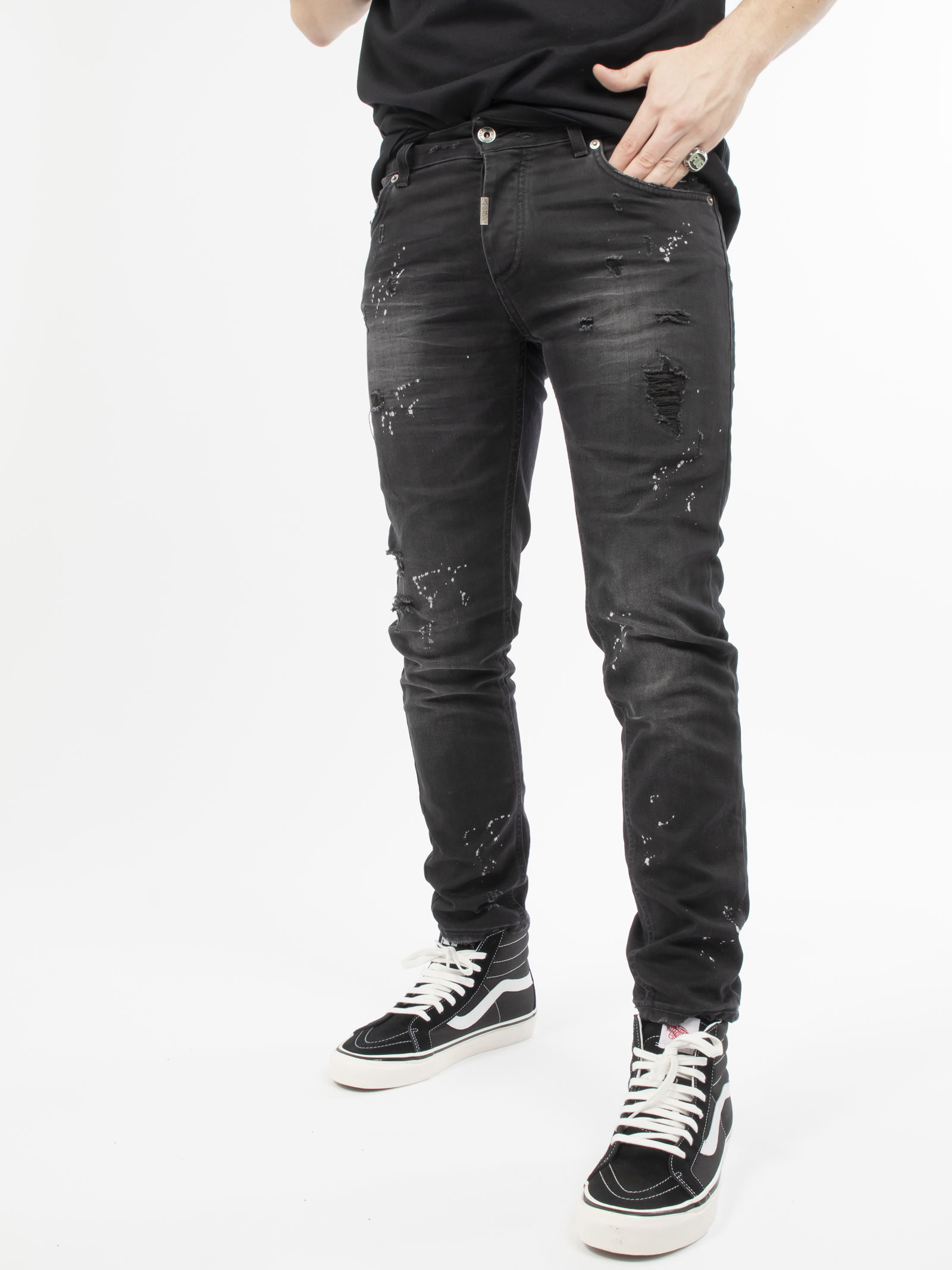 Jeans MADD | Jeans | MA111NERO