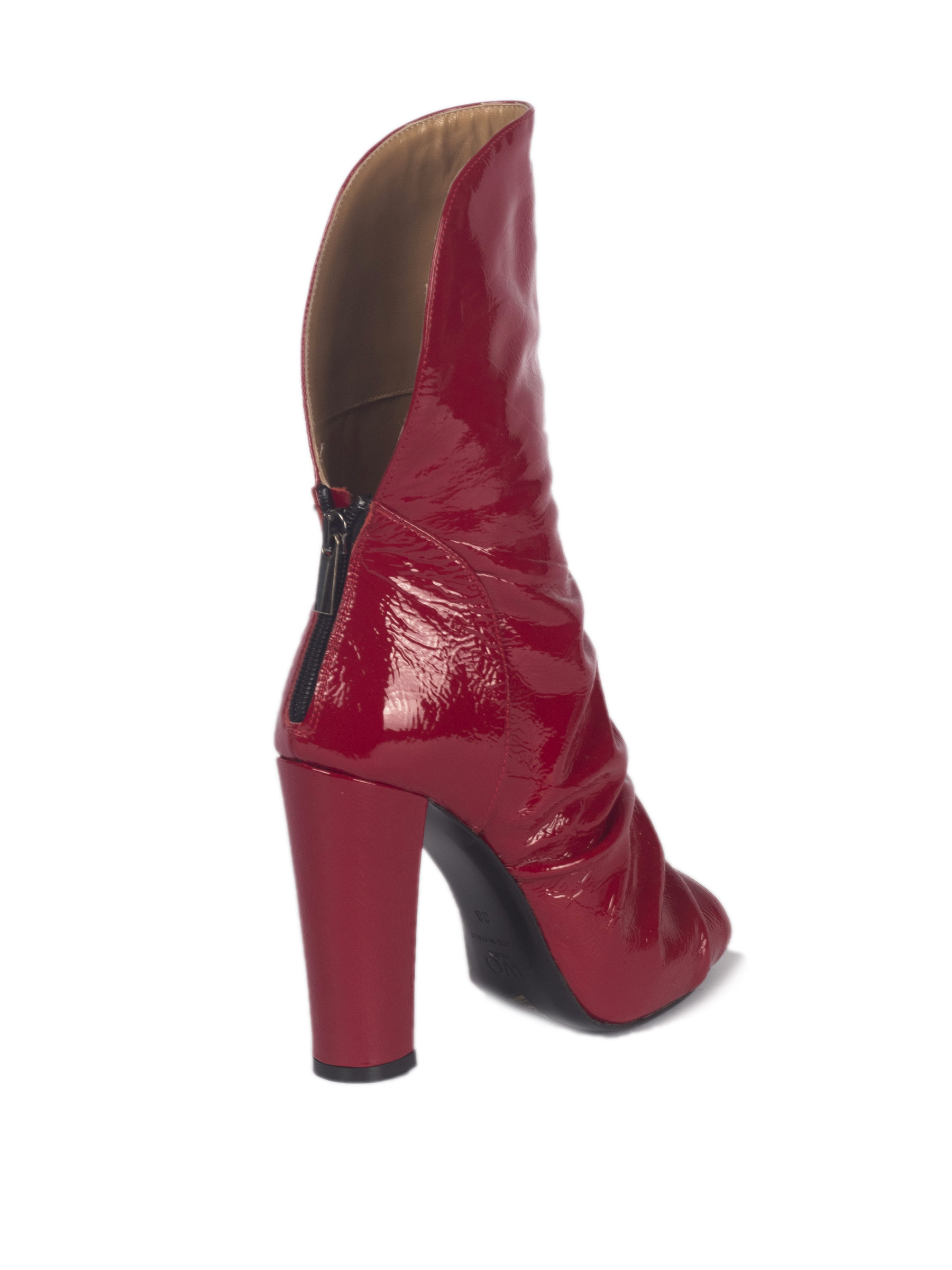 WO MILANO | Ankle Boots | 836ROSSO