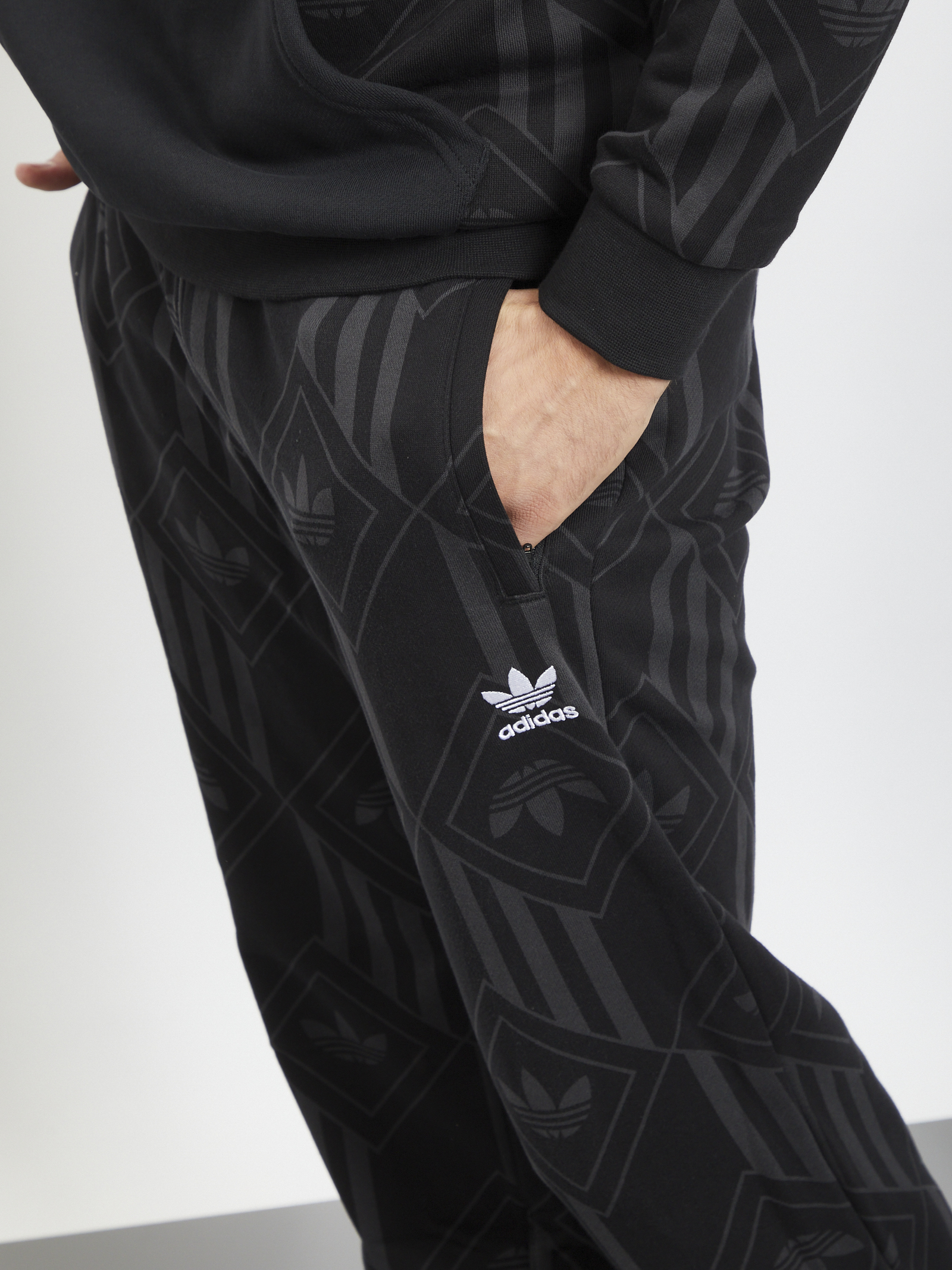 ADIDAS | Trousers | GD5849NERO
