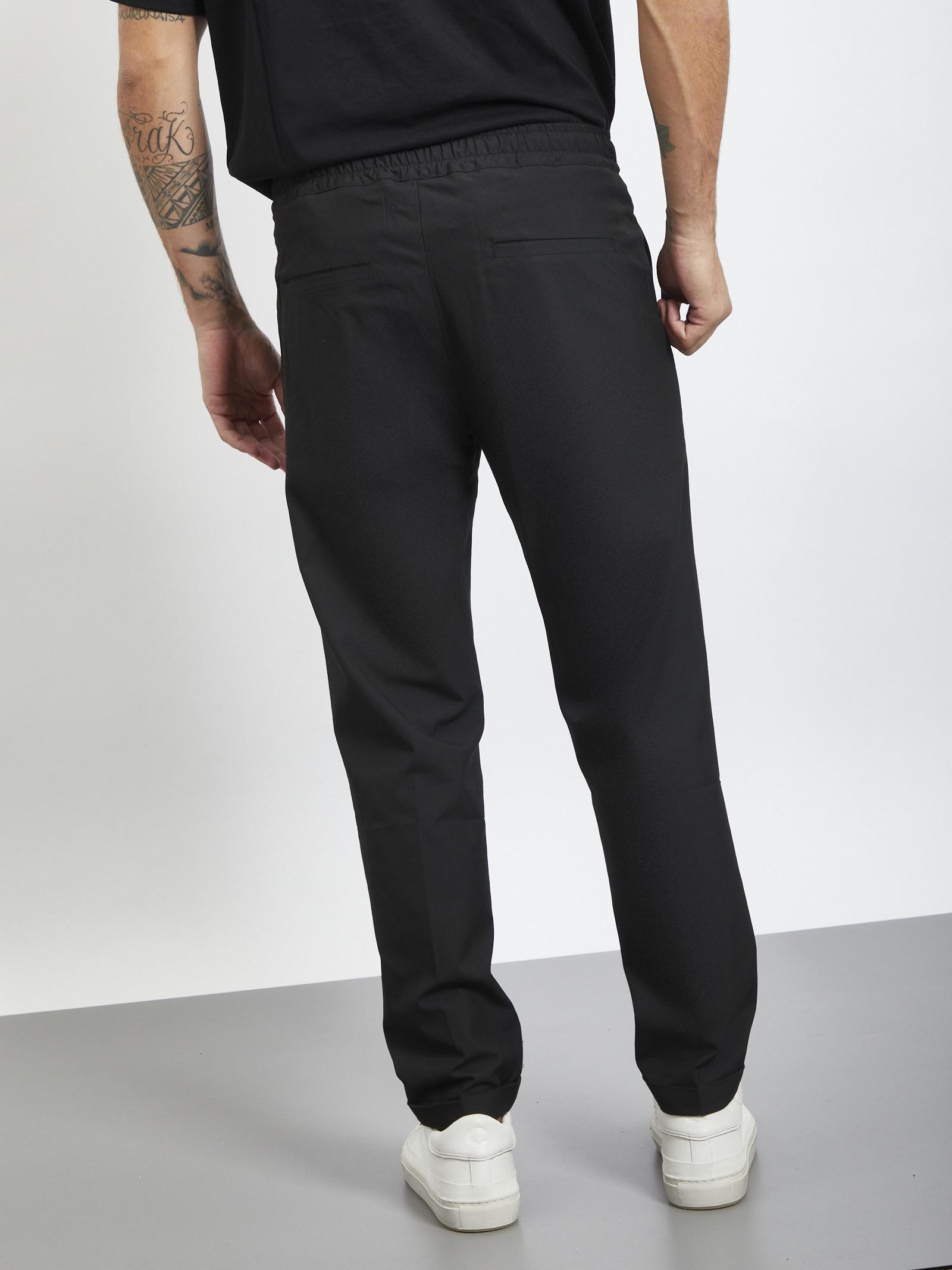 Pants BLACK CIRCUS | Trousers | PAU718ANERO