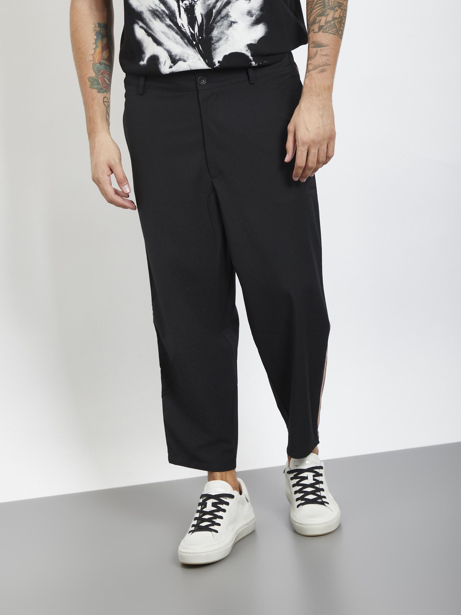 Pants BLACK CIRCUS | Trousers | PAU9001SNERO