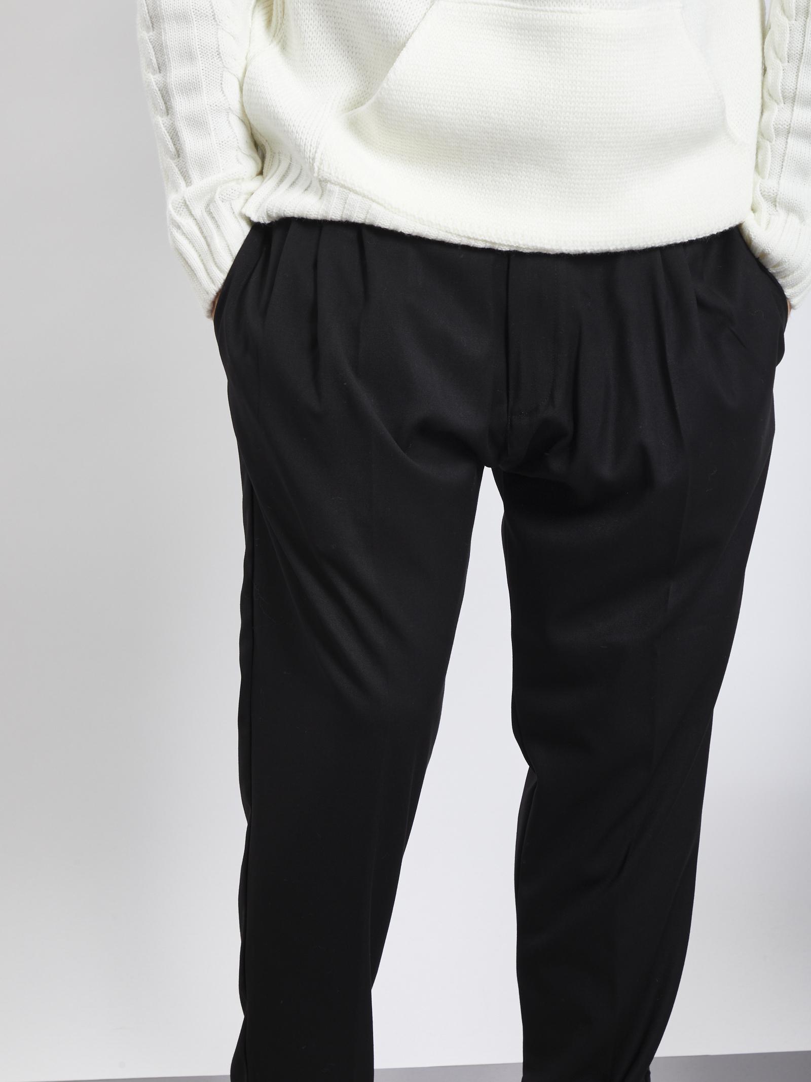 Pants BLACK CIRCUS | Pantaloni | PAU9066SNERO