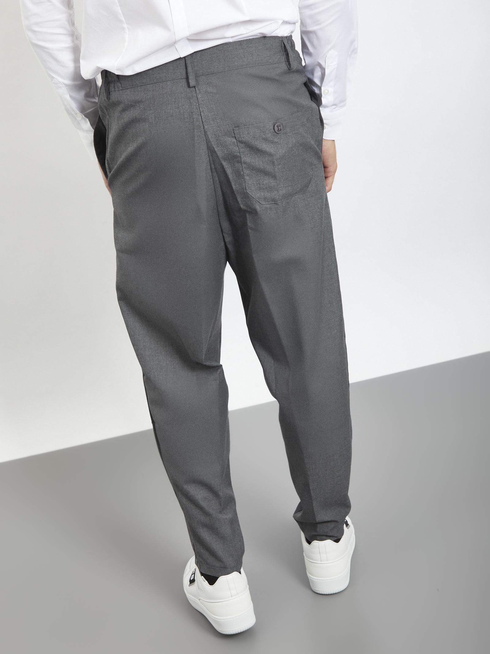 pants BLACK CIRCUS | Trousers | PAU9071SGRIGIO