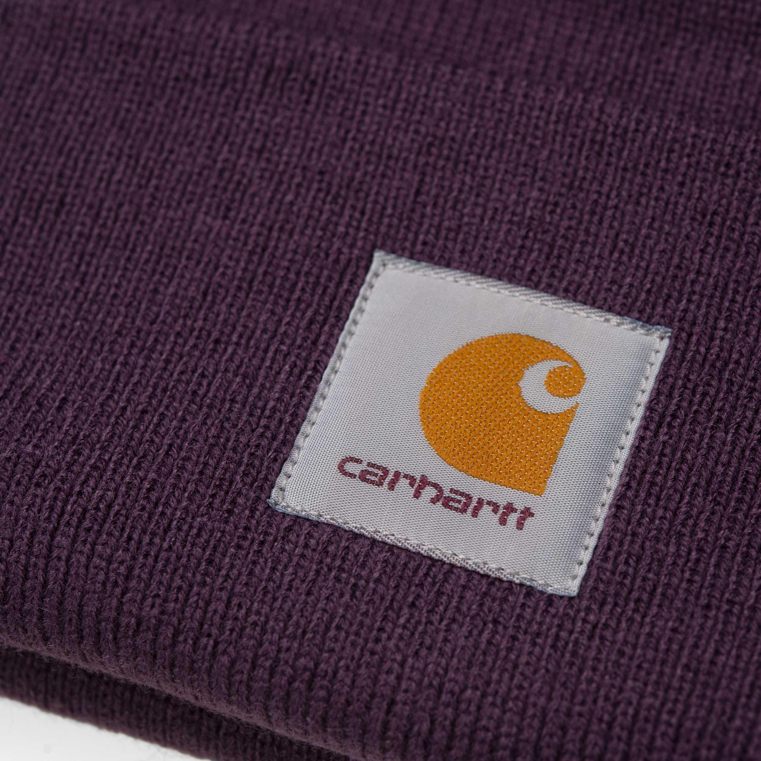 ACRYLIC WATCH HAT CARHARTT | Cappelli | I020222VIOLA