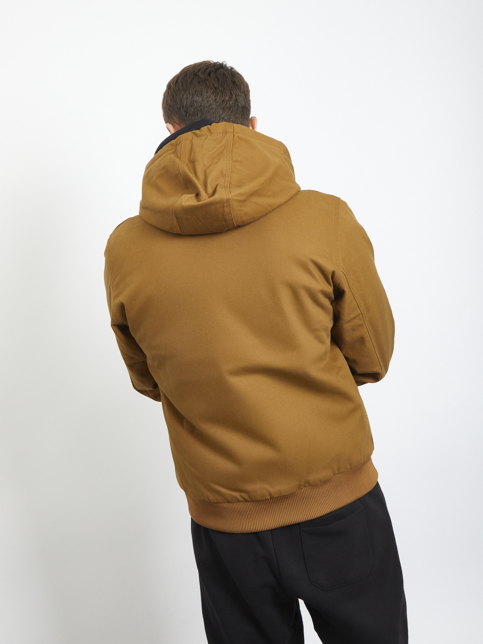 Active Jacket CARHARTT | Giubbini | I028426CUOIO