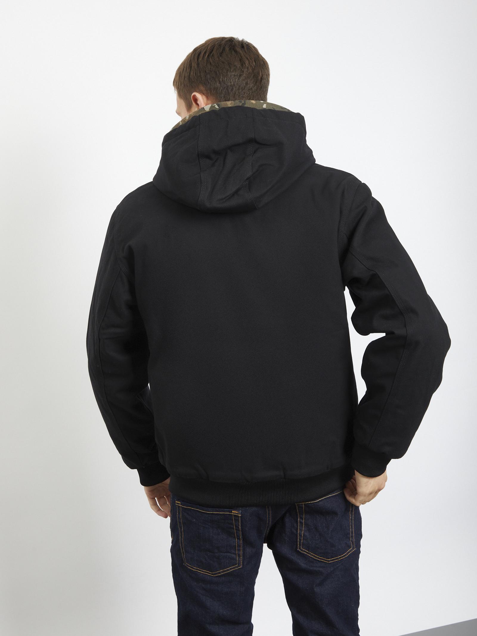jacket CARHARTT | Jacket | I028426NERO