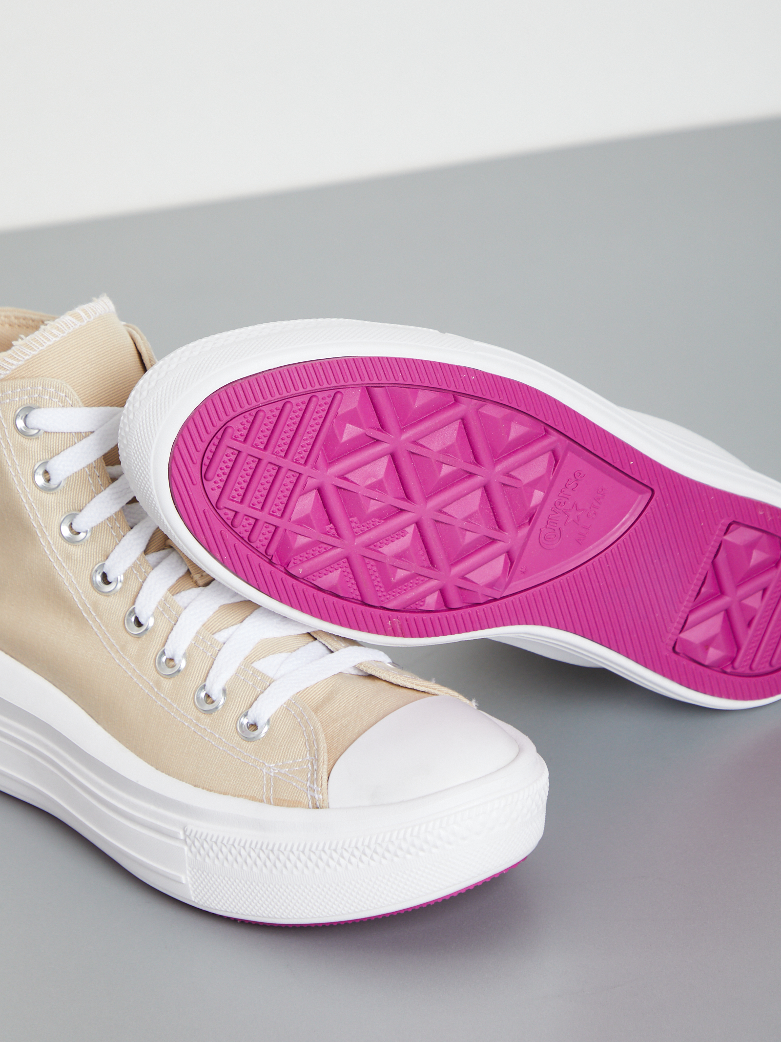 CHUCK TAYLOR ALL STAR MOVE CONVERSE | Sneakers | 568794CBEIGE