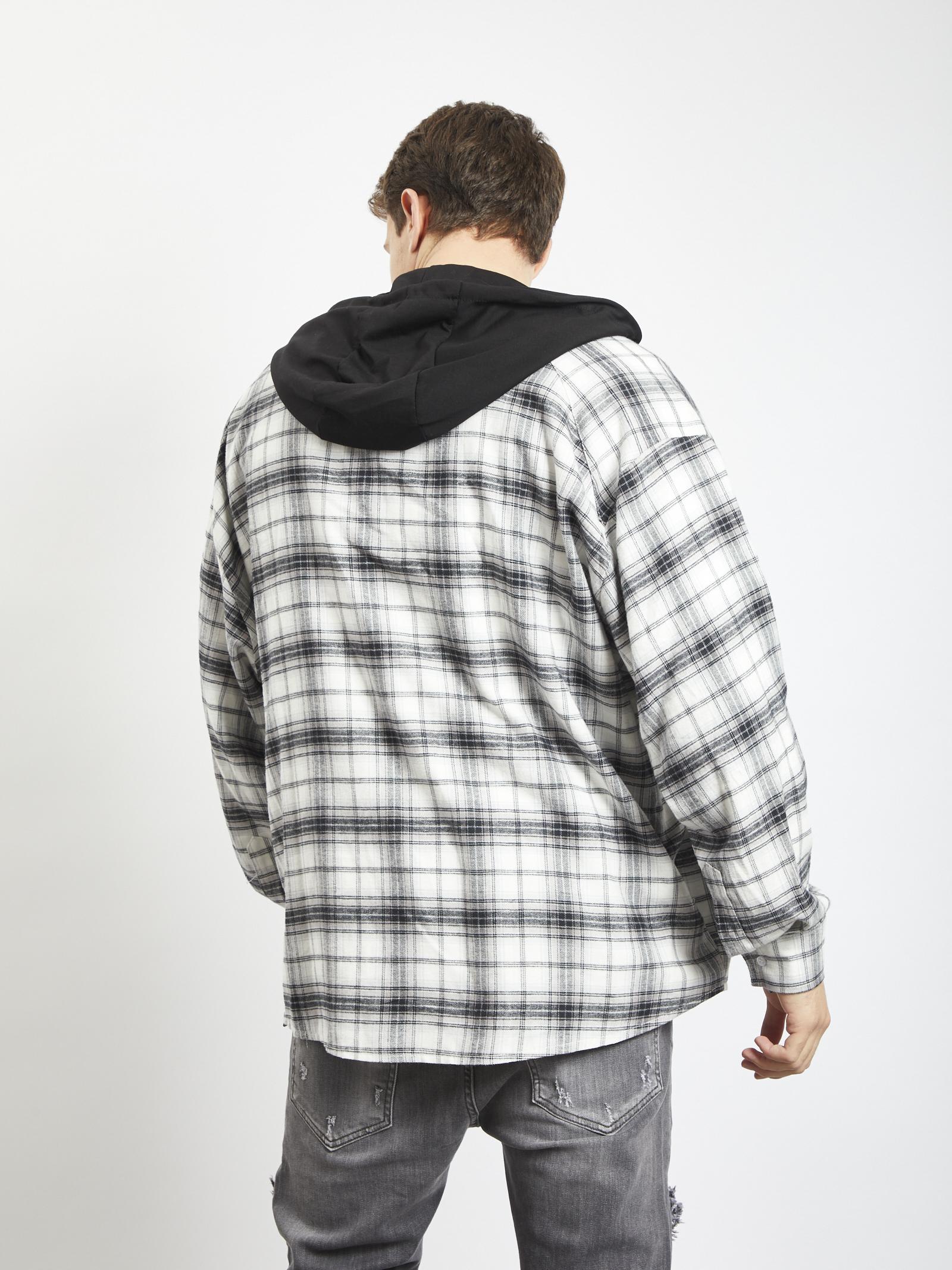 Maglia con zip GAVENSEMBLE | Camicie | SHIRT-300BIANCO