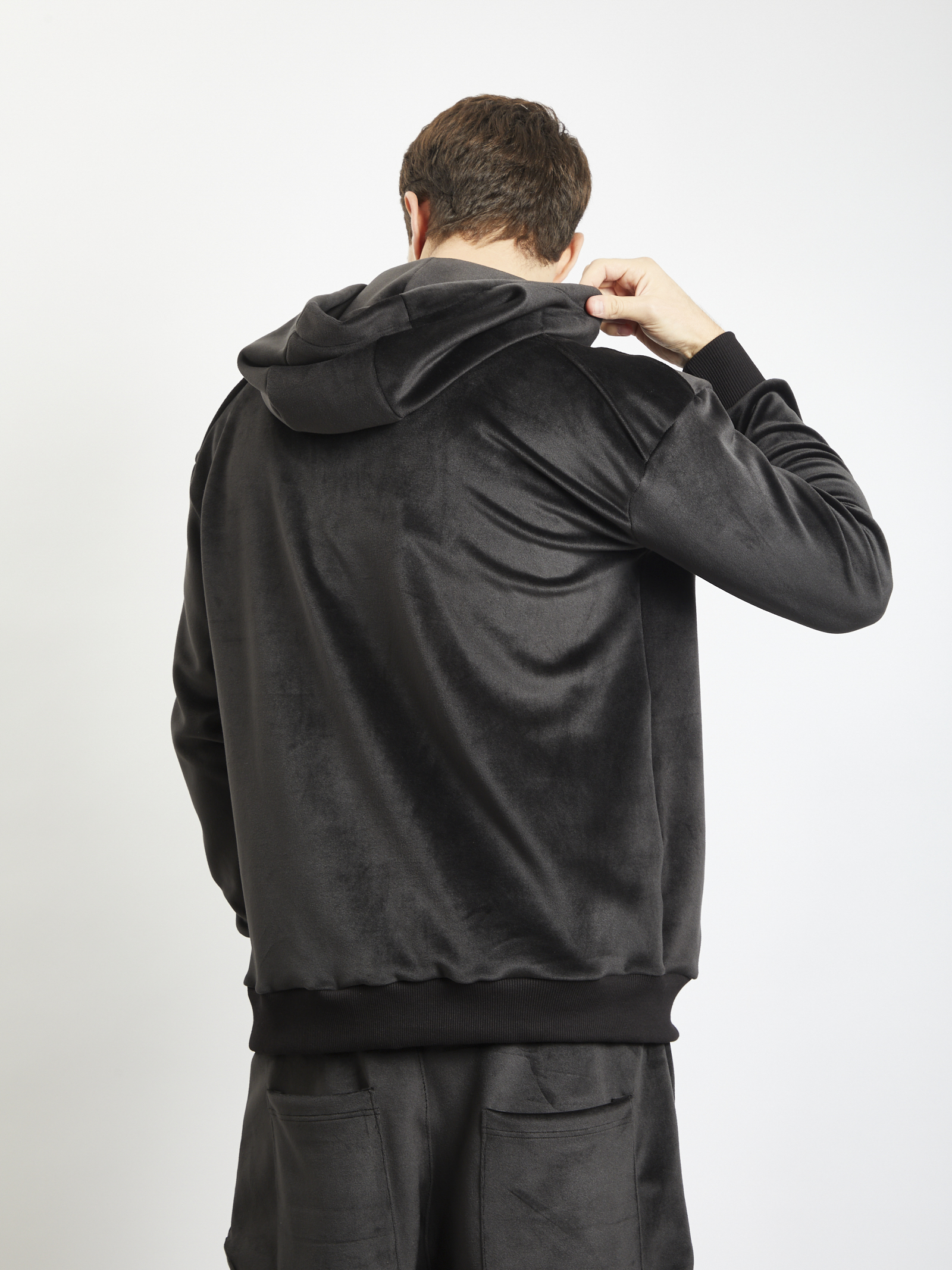 Felpa GAVENSEMBLE | Felpe | SWEAT-313NERO