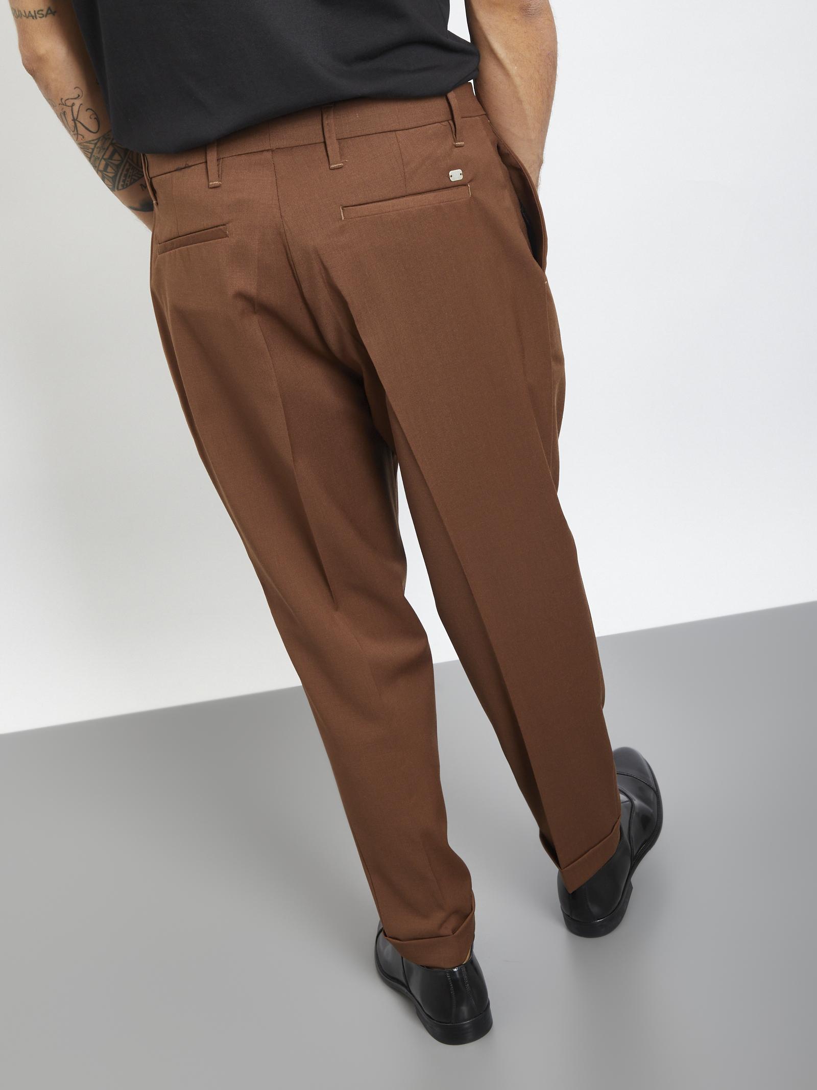 Pants I'M BRIAN | Pantaloni | PA1501MARRONE