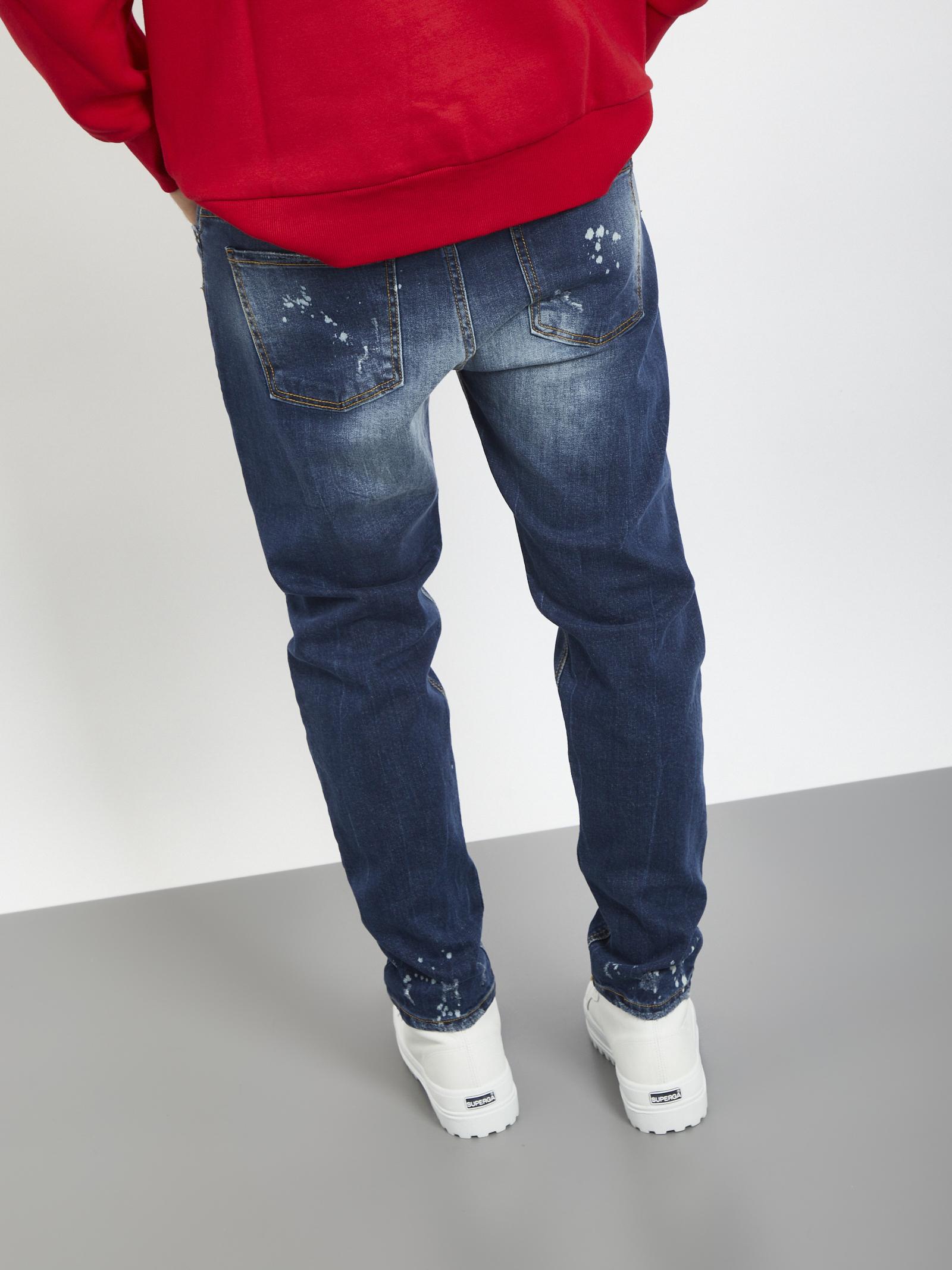 Jeans con lavaggio scuro INSANITY   Jeans   TORINOBLU