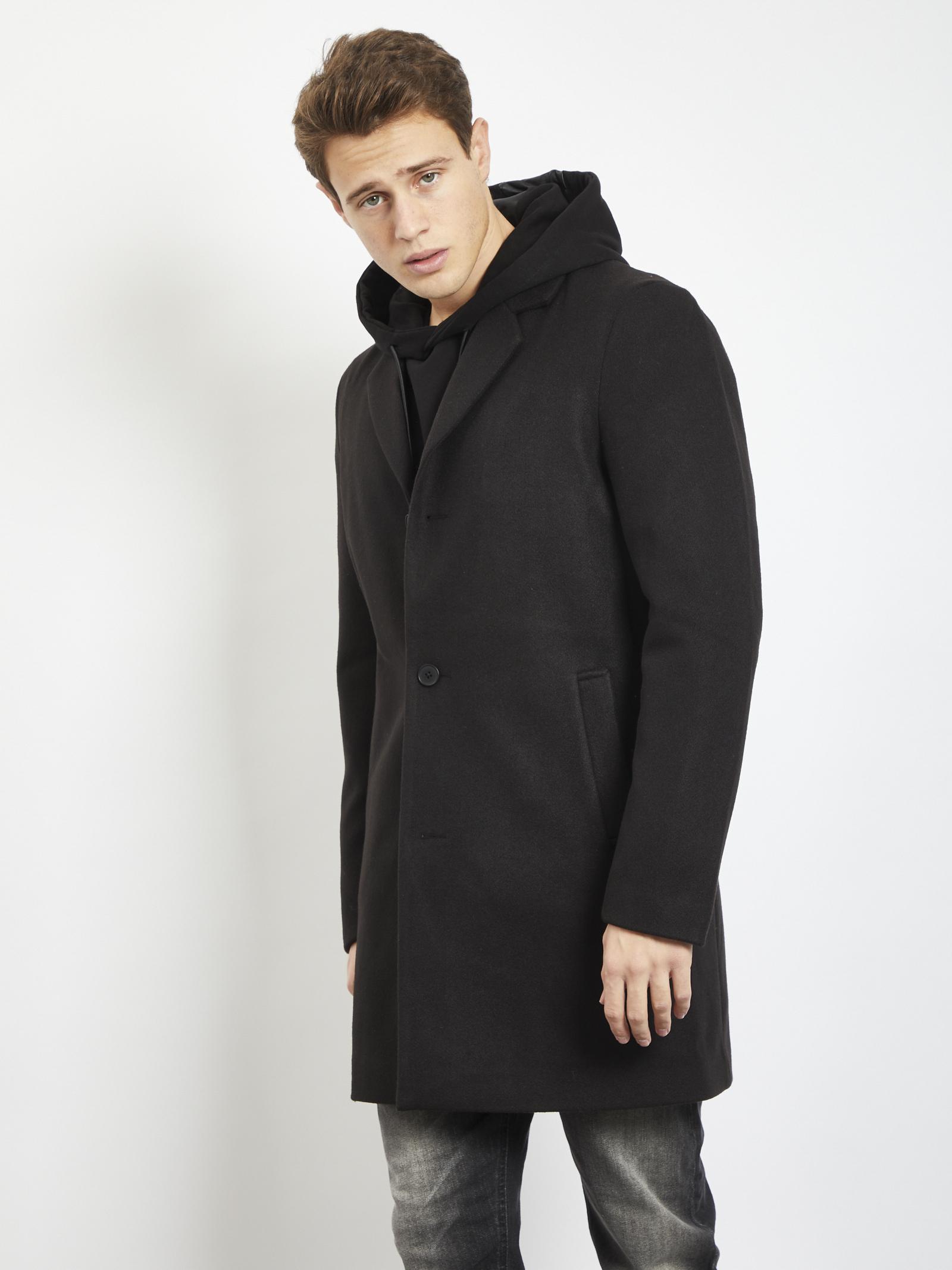 Coat JACK & JONES | Coat | 12173728NERO