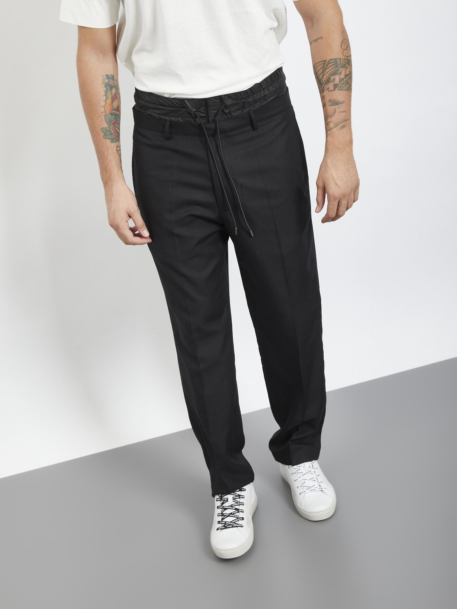 PANTS JEALOUSY | Pantaloni | JLY012NERO