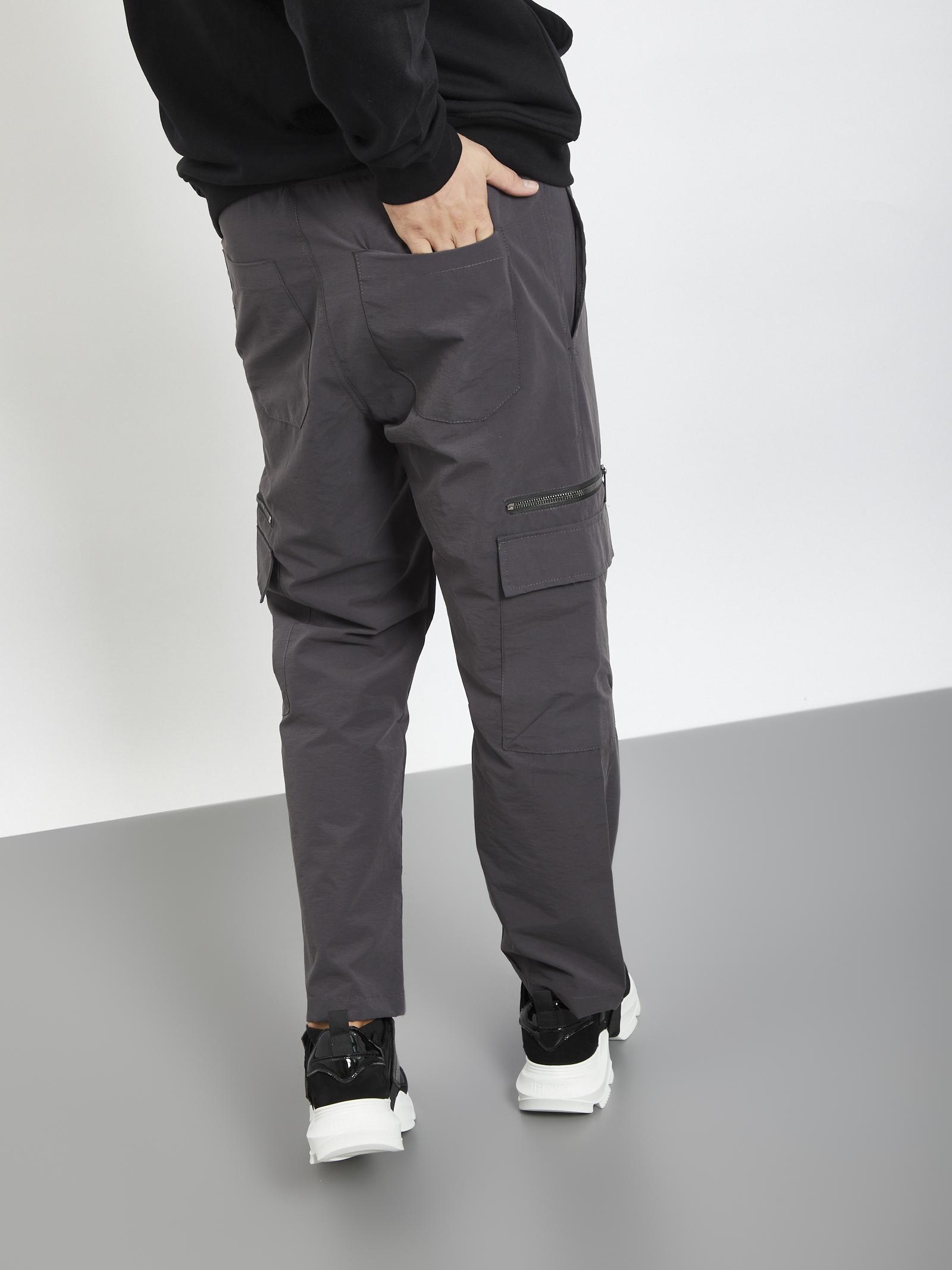 PANTS JEALOUSY | Trousers | JLY014GRIGIO