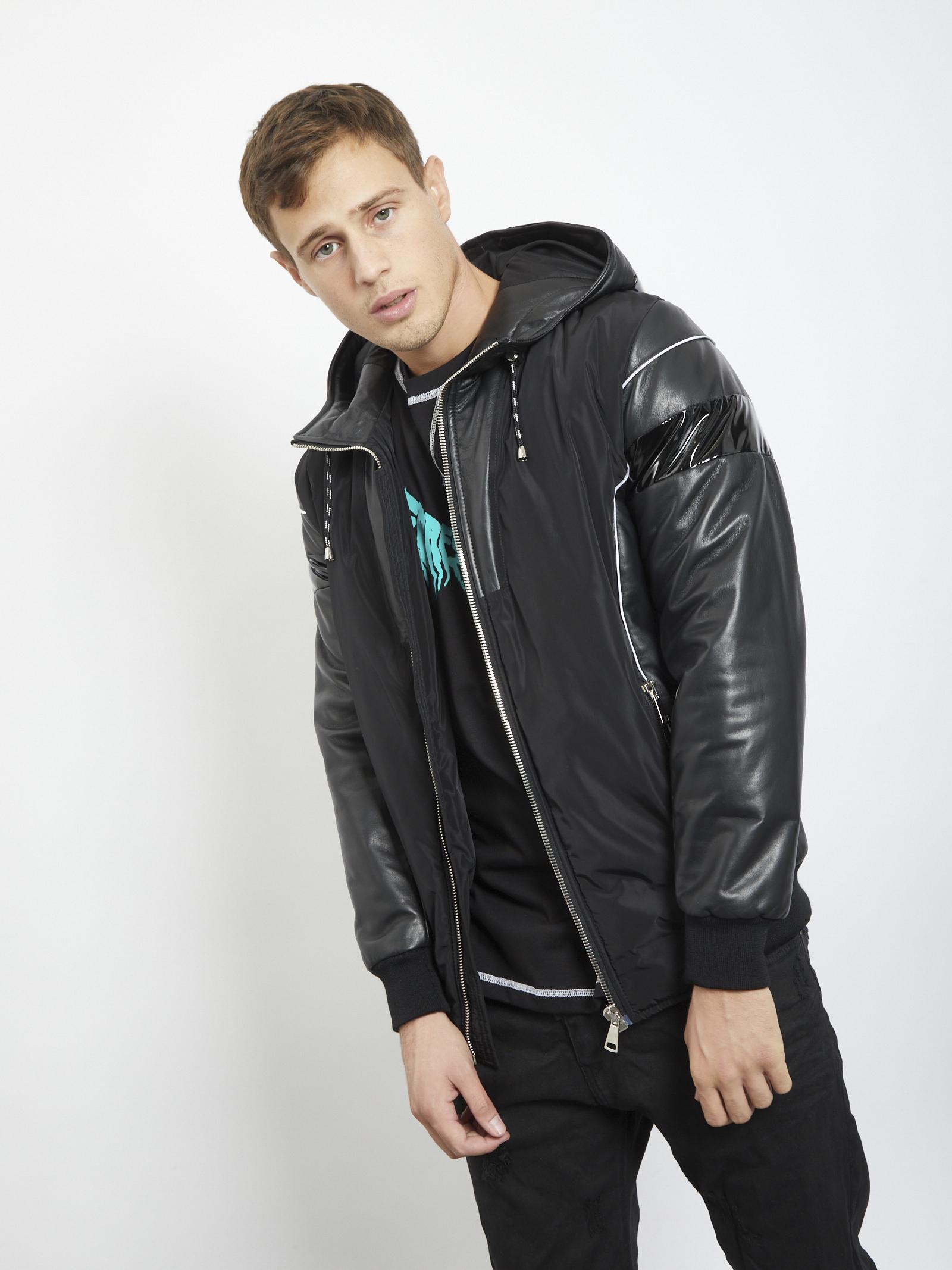 Jacket MASTERPIECE | Jacket | GM10220UNERO