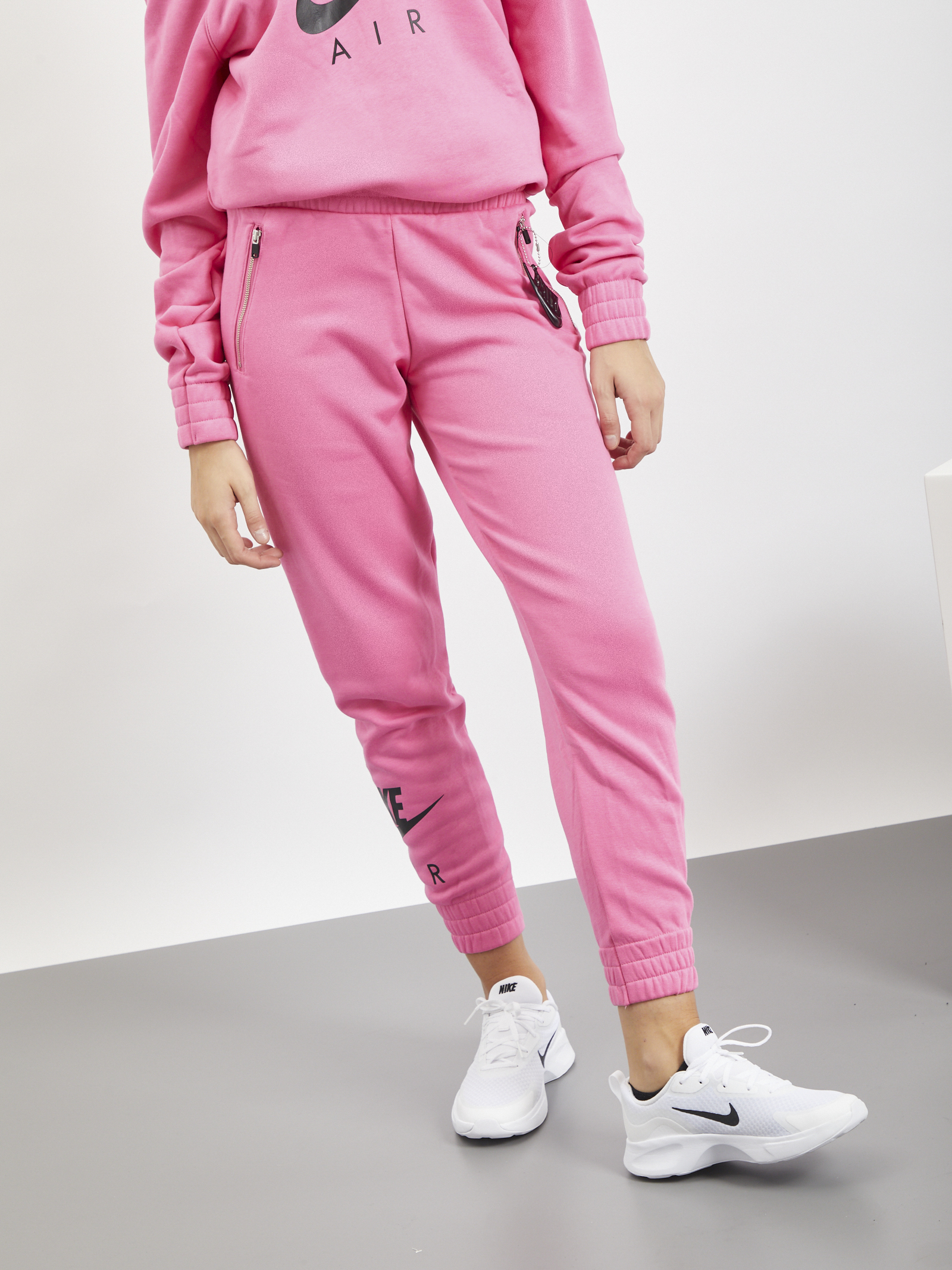 NIKE | Trousers | CU5510ROSA