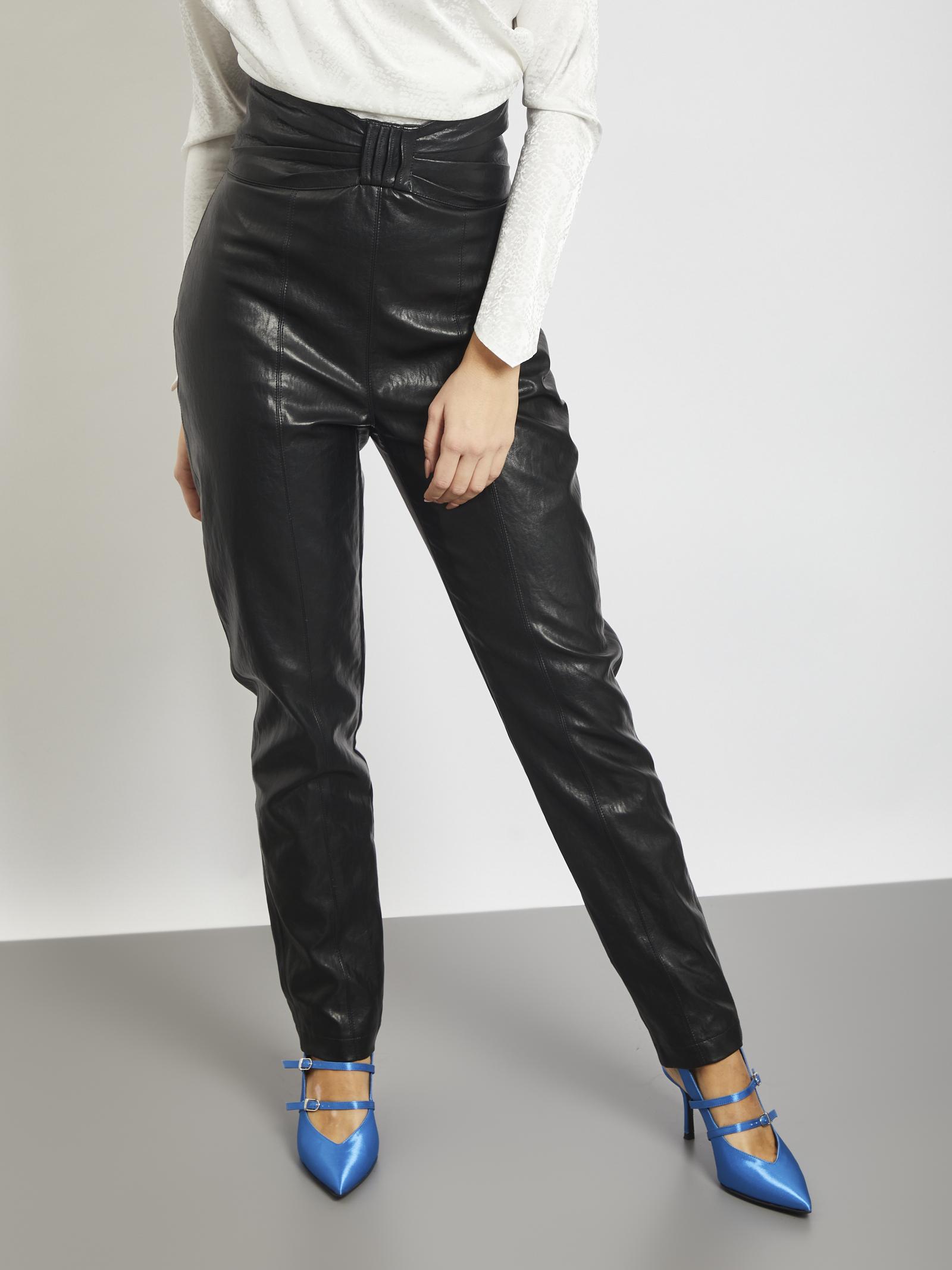 Pants NINEMINUTES | Pantaloni | THE BOW SKINNYNERO