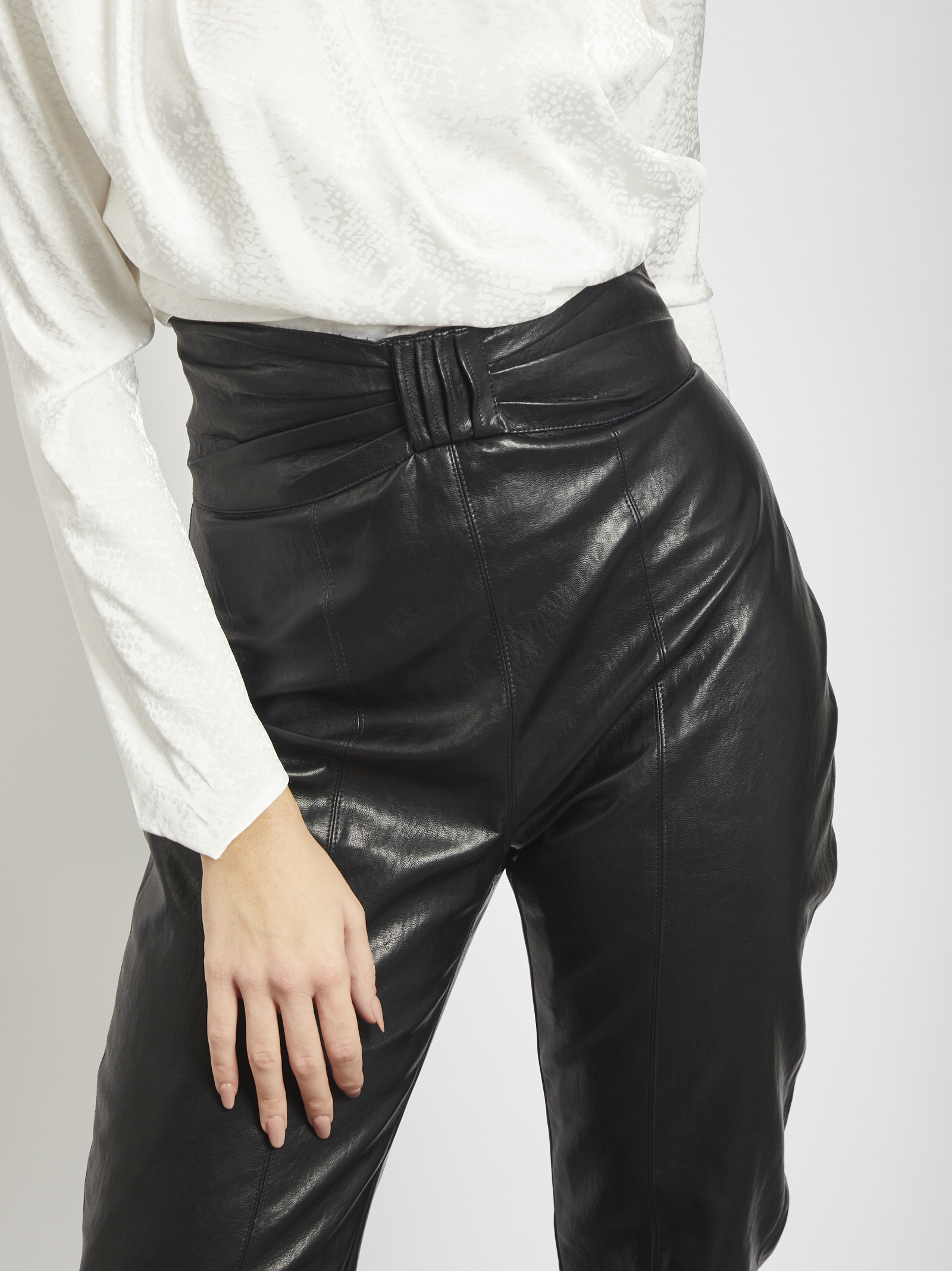 Pants NINEMINUTES | Trousers | THE BOW SKINNYNERO