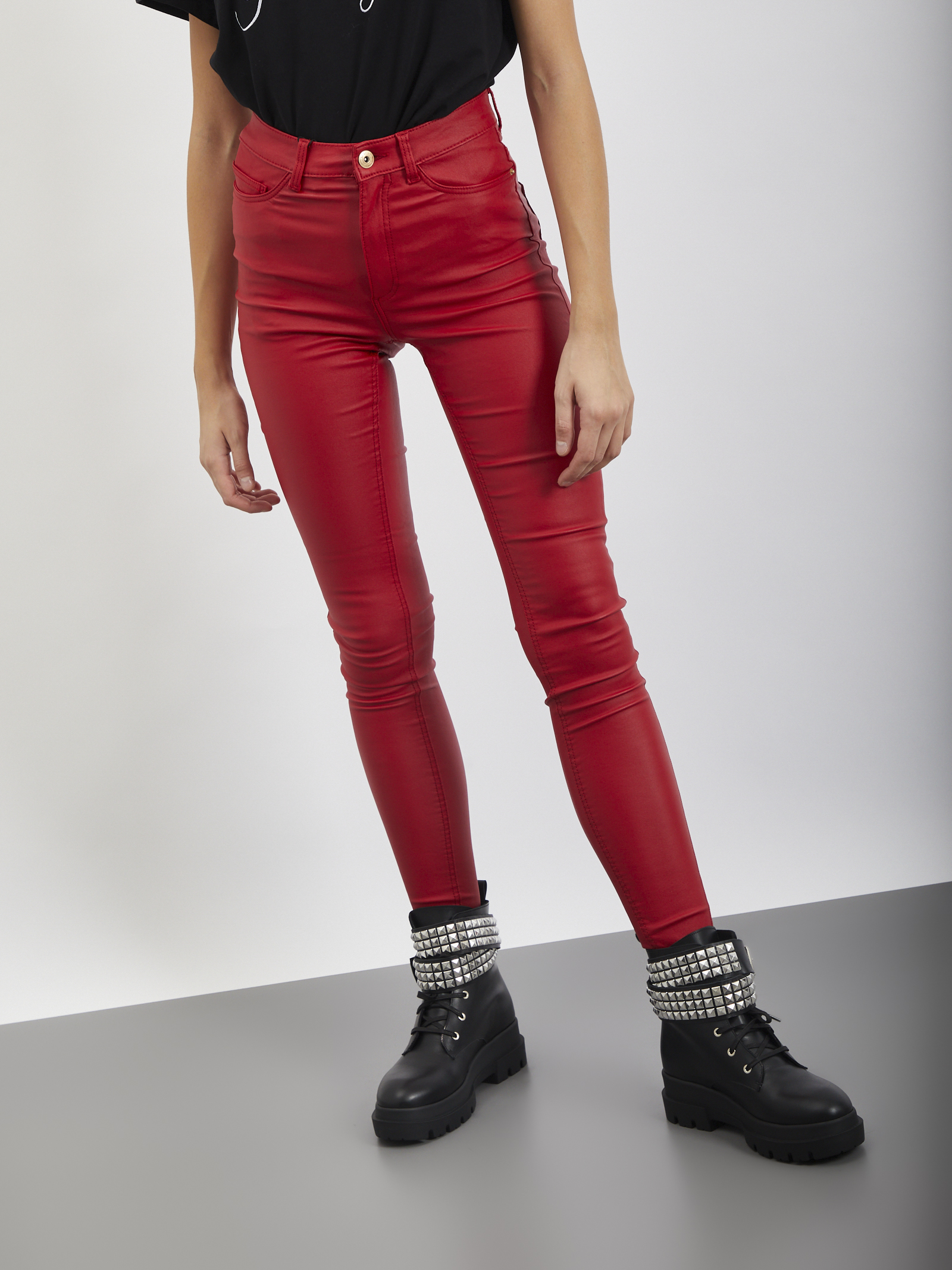 pants NOISY MAY | Trousers | 27013113ROSSO