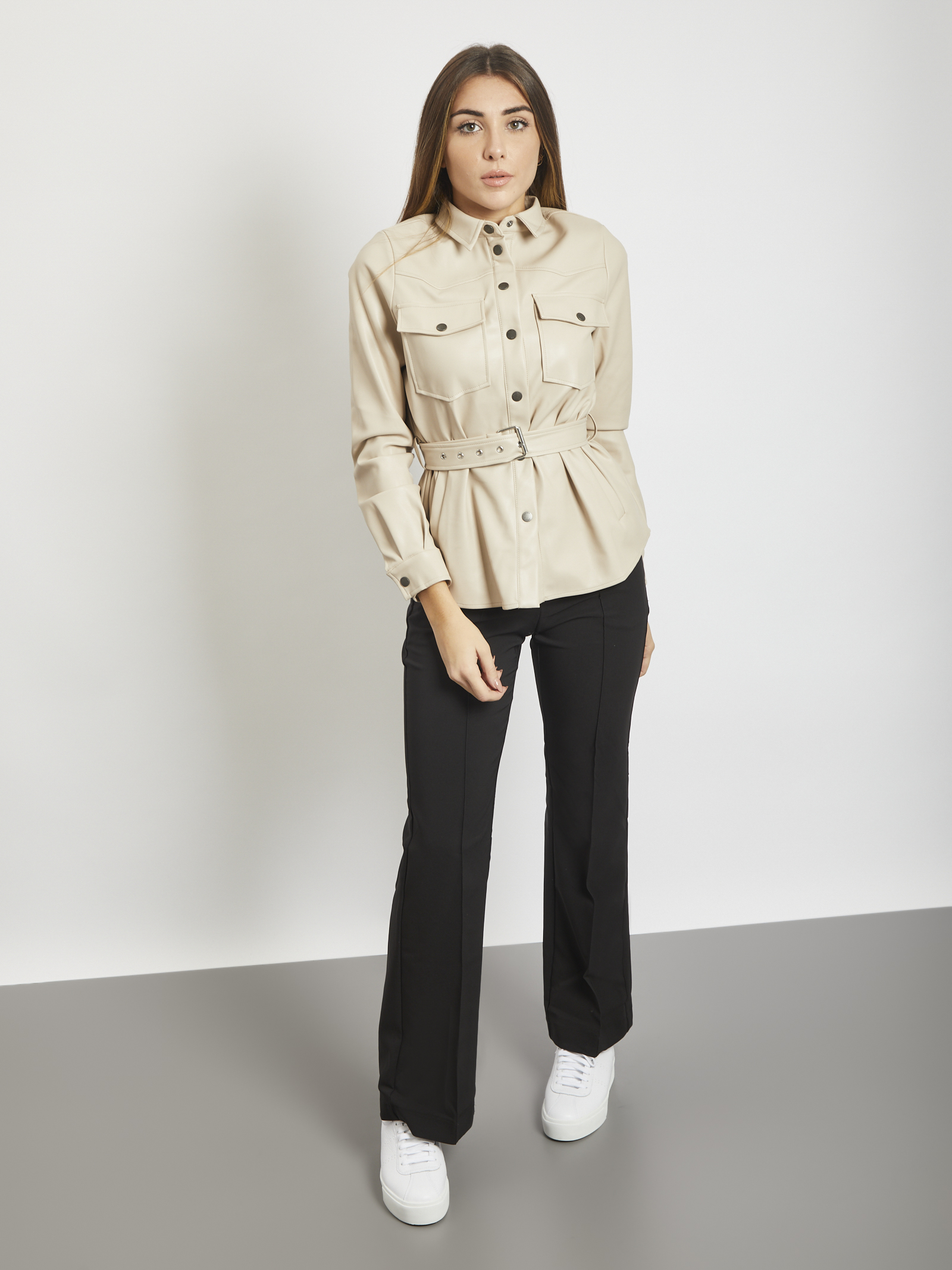 Camicia NOISY MAY | Camicie | 27014530BEIGE