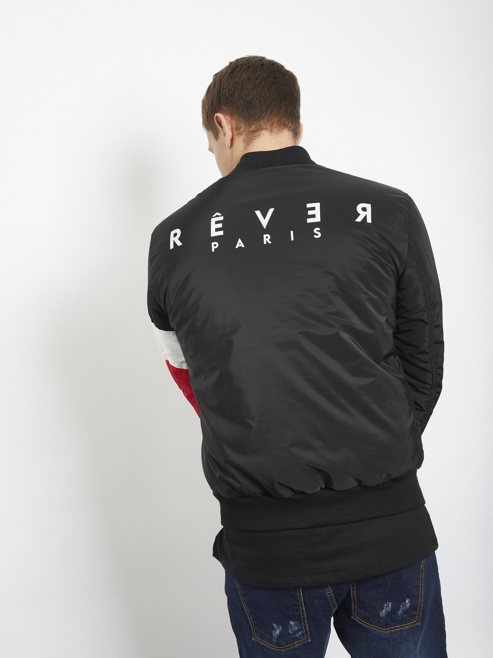 jacket REVER | Jacket | GR06220UNERO