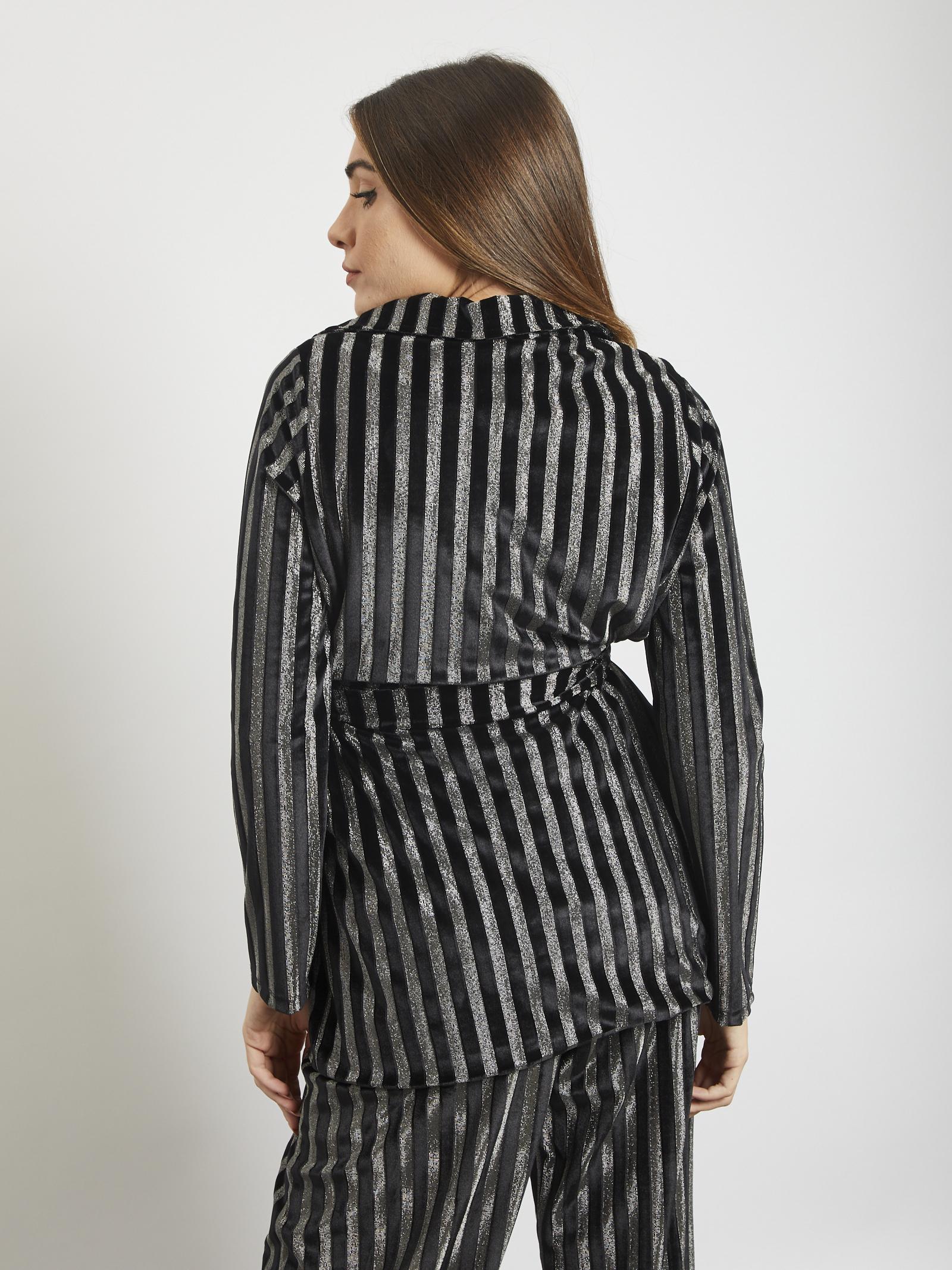 Kimono REVISE   Tailored Jacket   RI2069NERO