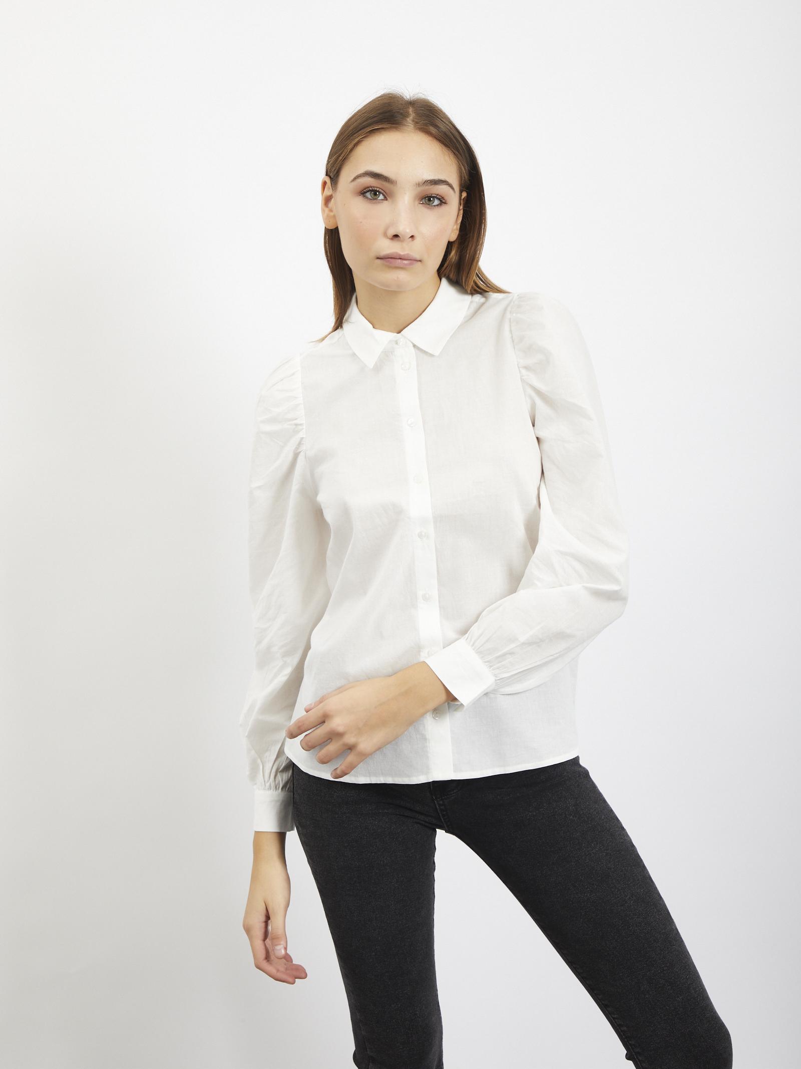 Shirt VERO MODA | Shirts | 10236167BIANCO