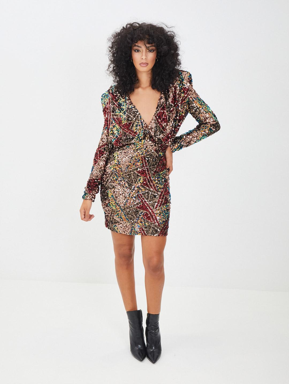 Dress ALMA SANCHEZ | dress | AGATAMULTICOLOR