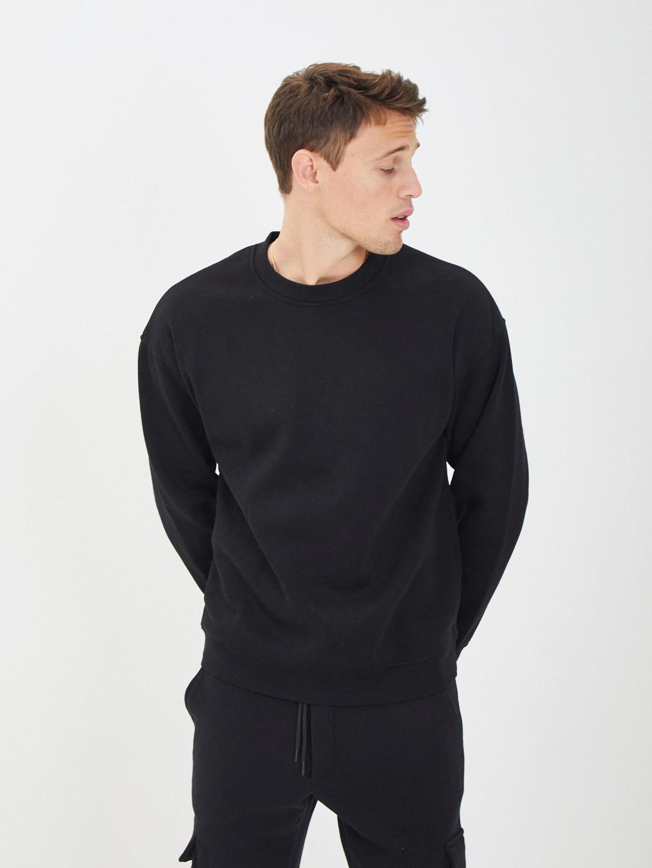 Sweatshirt JACK & JONES | Hoodies | 12186363NERO