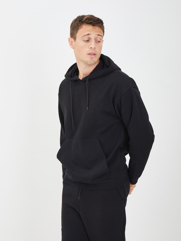 Sweatshirt JACK & JONES | Hoodies | 12186375NERO