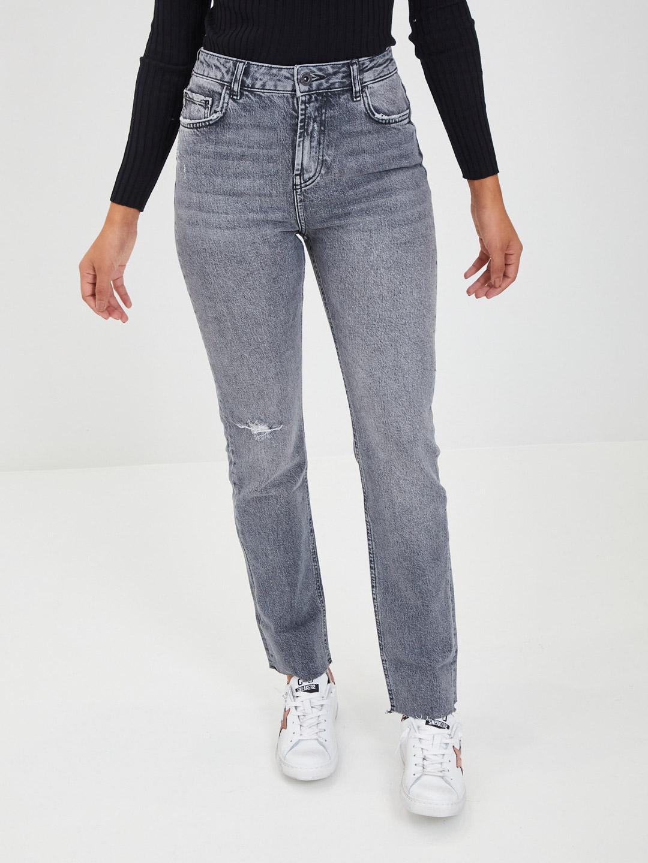 Jeans PIECES | Jeans | 17117822GRIGIO