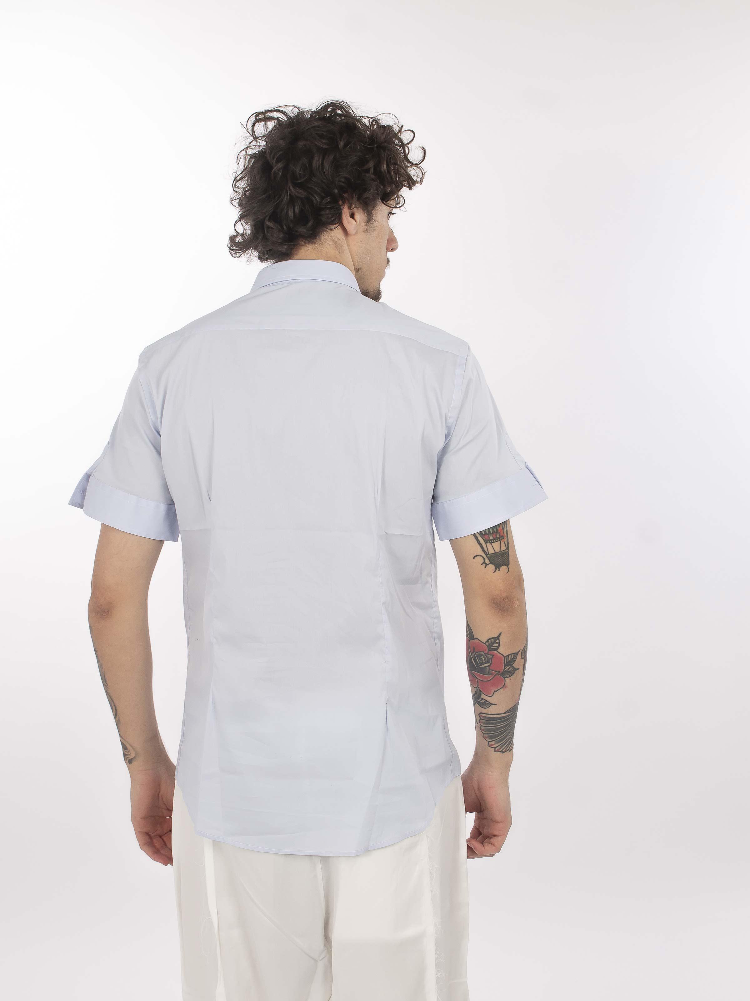 CAMICIA BLACK CIRCUS | Camicie | CAU658ECELESTE