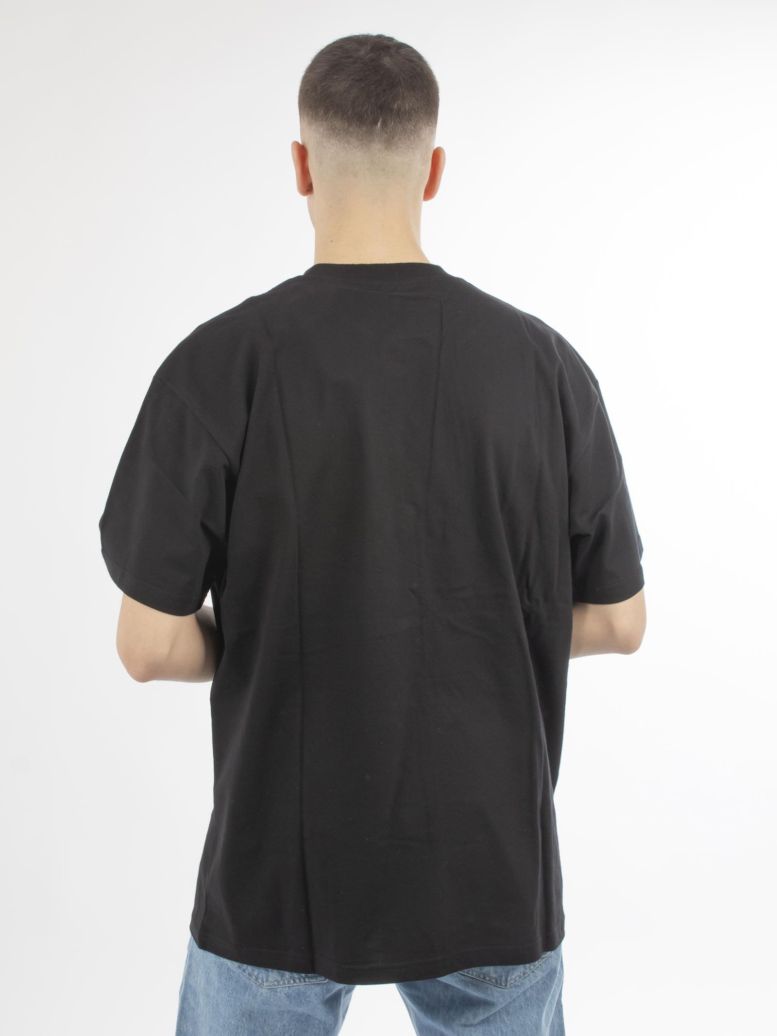 horizon t-shirt CARHARTT | T-shirt | I027765NERO