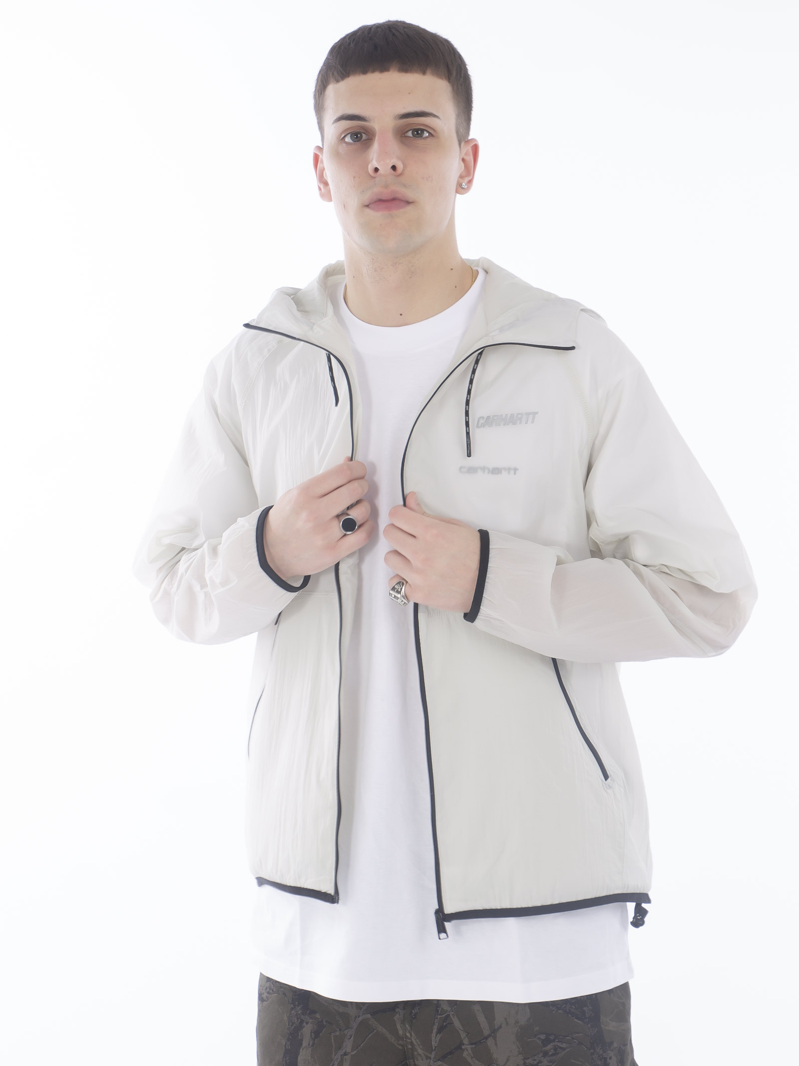 CARHARTT | Jacket | I027792GRIGIO