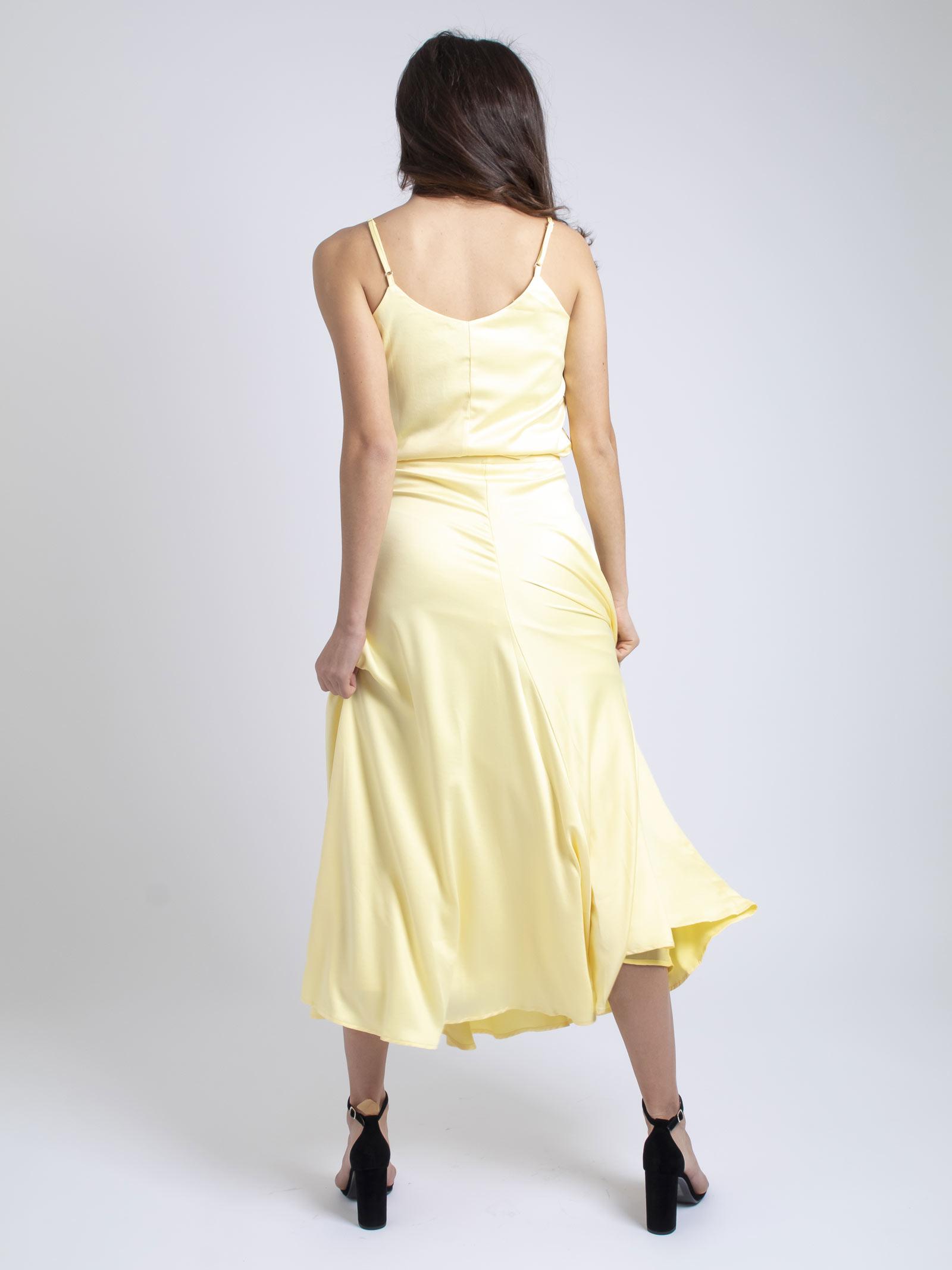 GLAMOROUS | Skirt | GS0230GIALLO