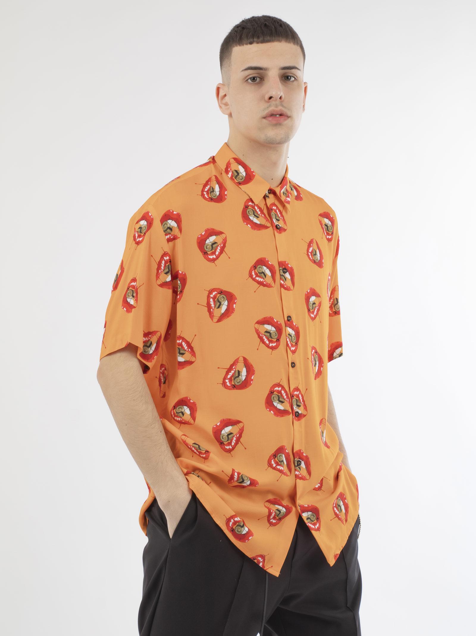I'M BRIAN | Shirts | CA1287ARANCIO