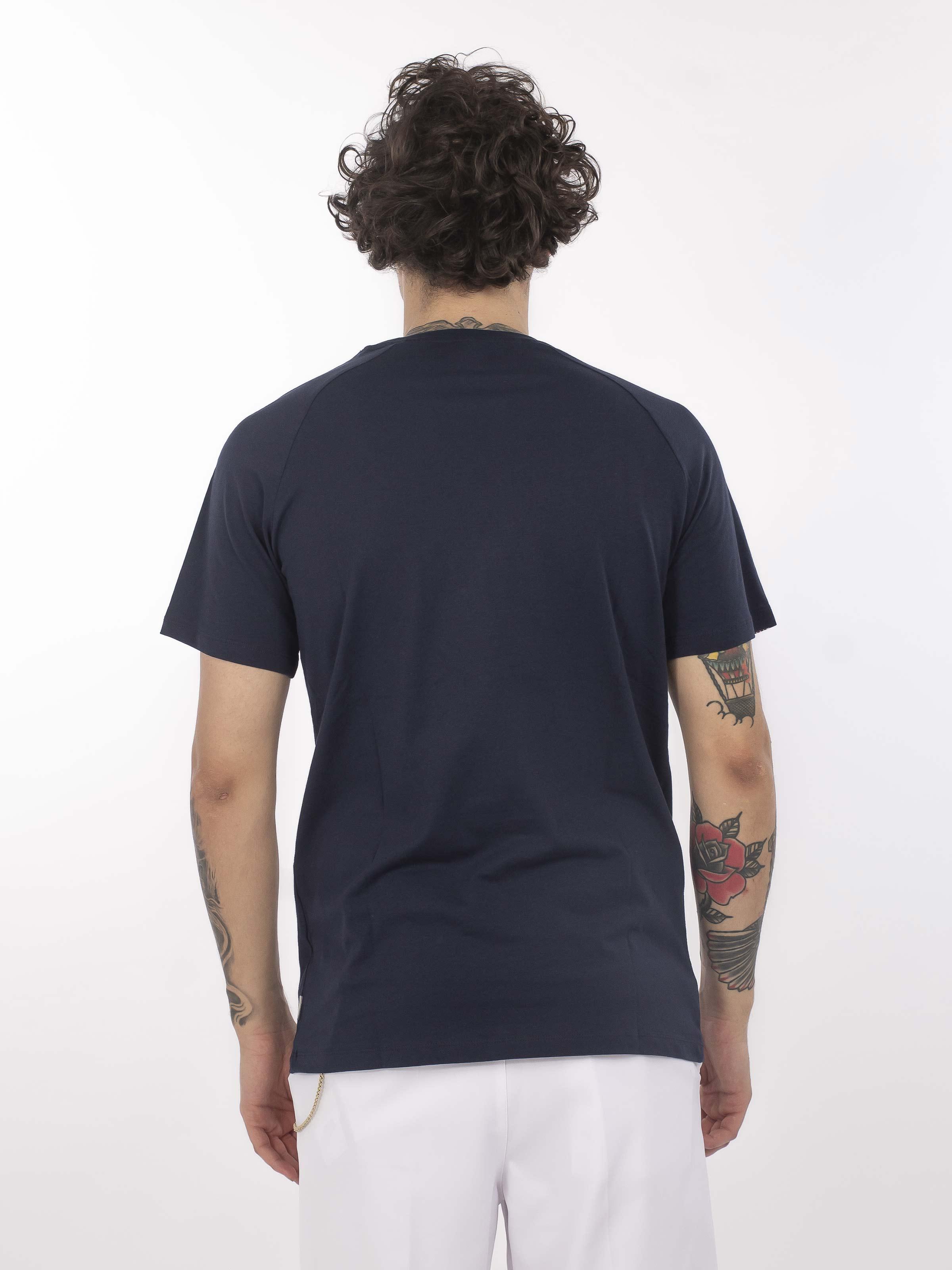 T-SHIRT JACK & JONES   T-shirt   12165717BLU